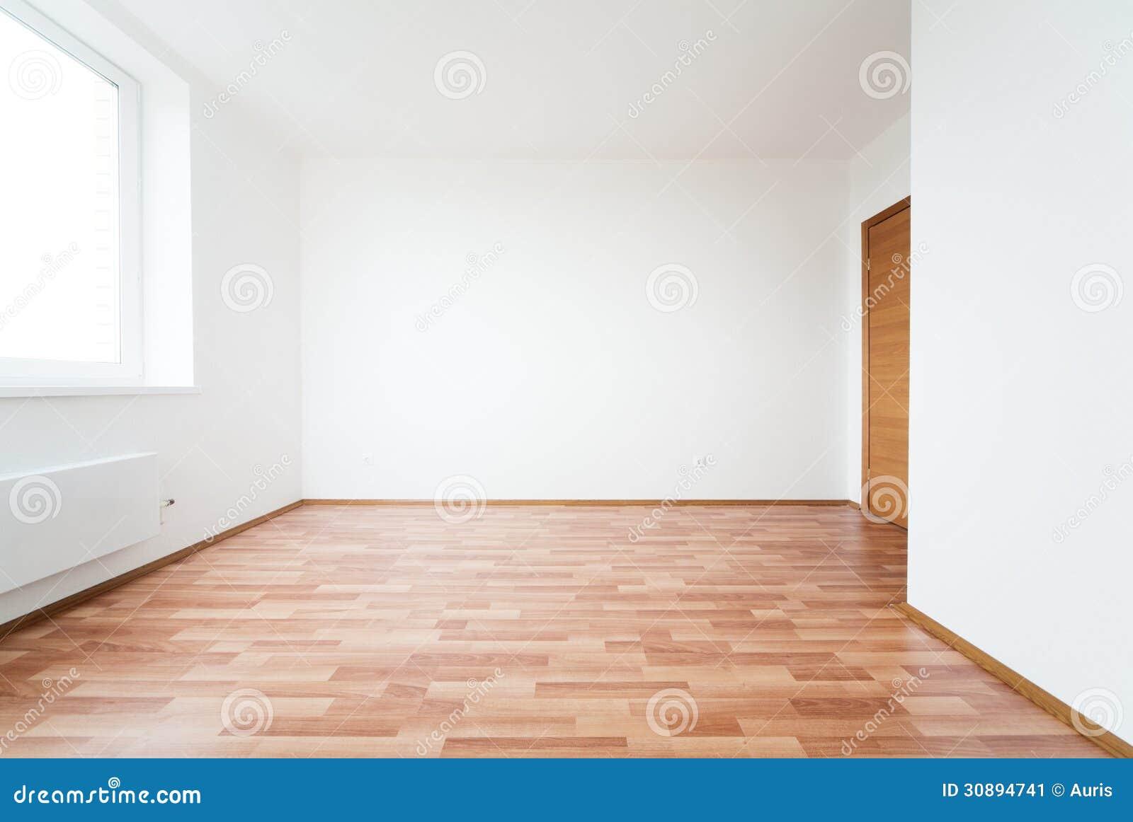 Sala De Estar Vazia ~ Sala vazia nova branca com porta