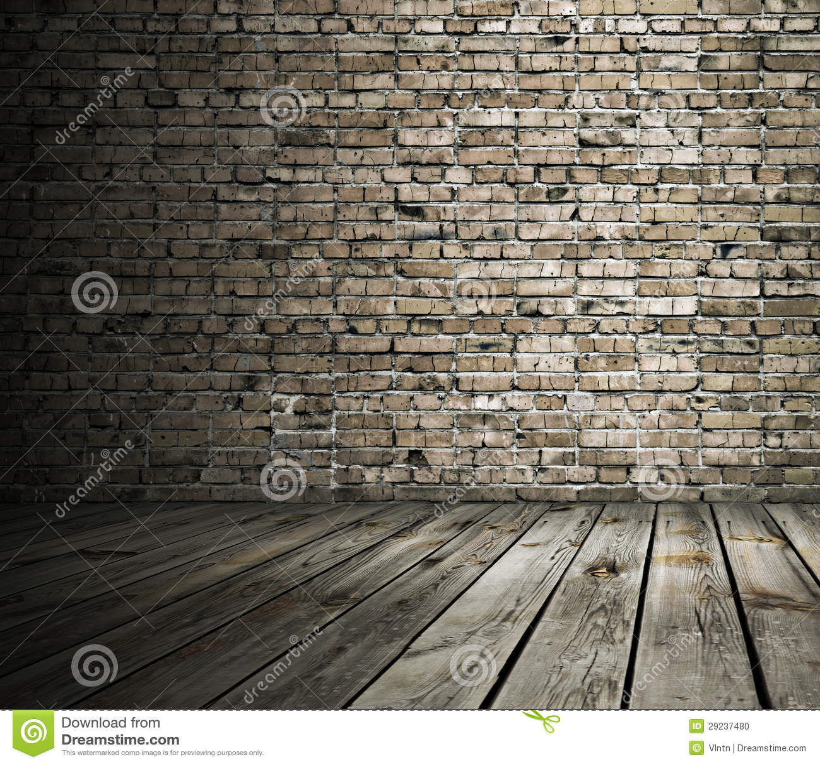 Download Sala velha foto de stock. Imagem de bloco, marrom, damage - 29237480