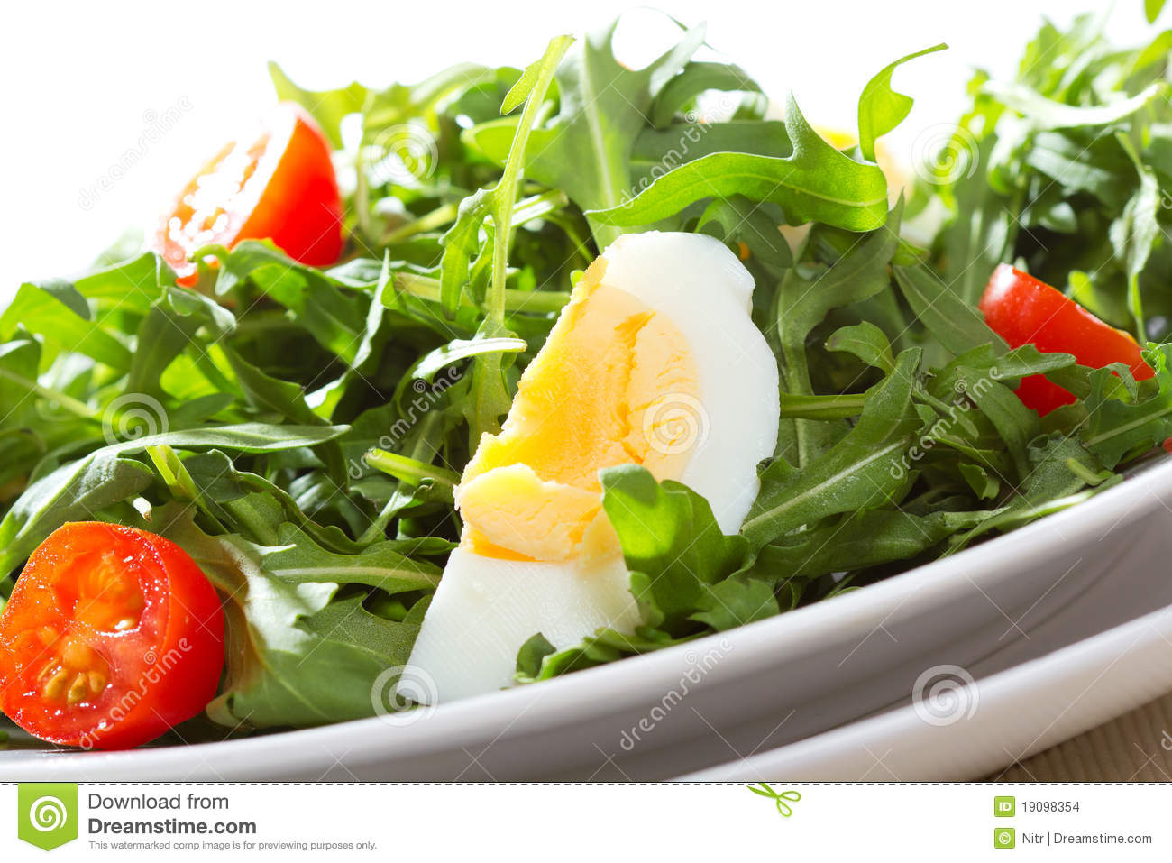 Salad Stock Images - Image: 19098354