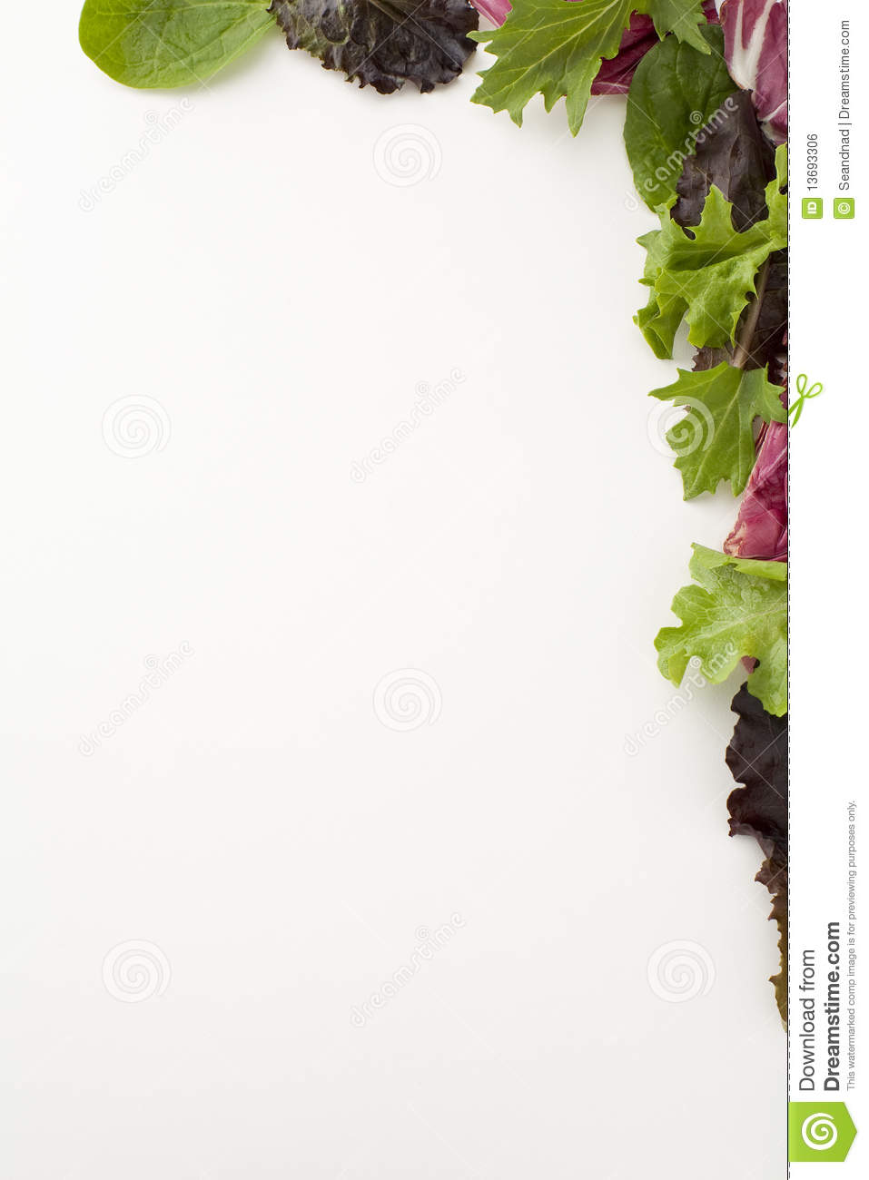 Salad Border Ro... Free Clipart Collection Download