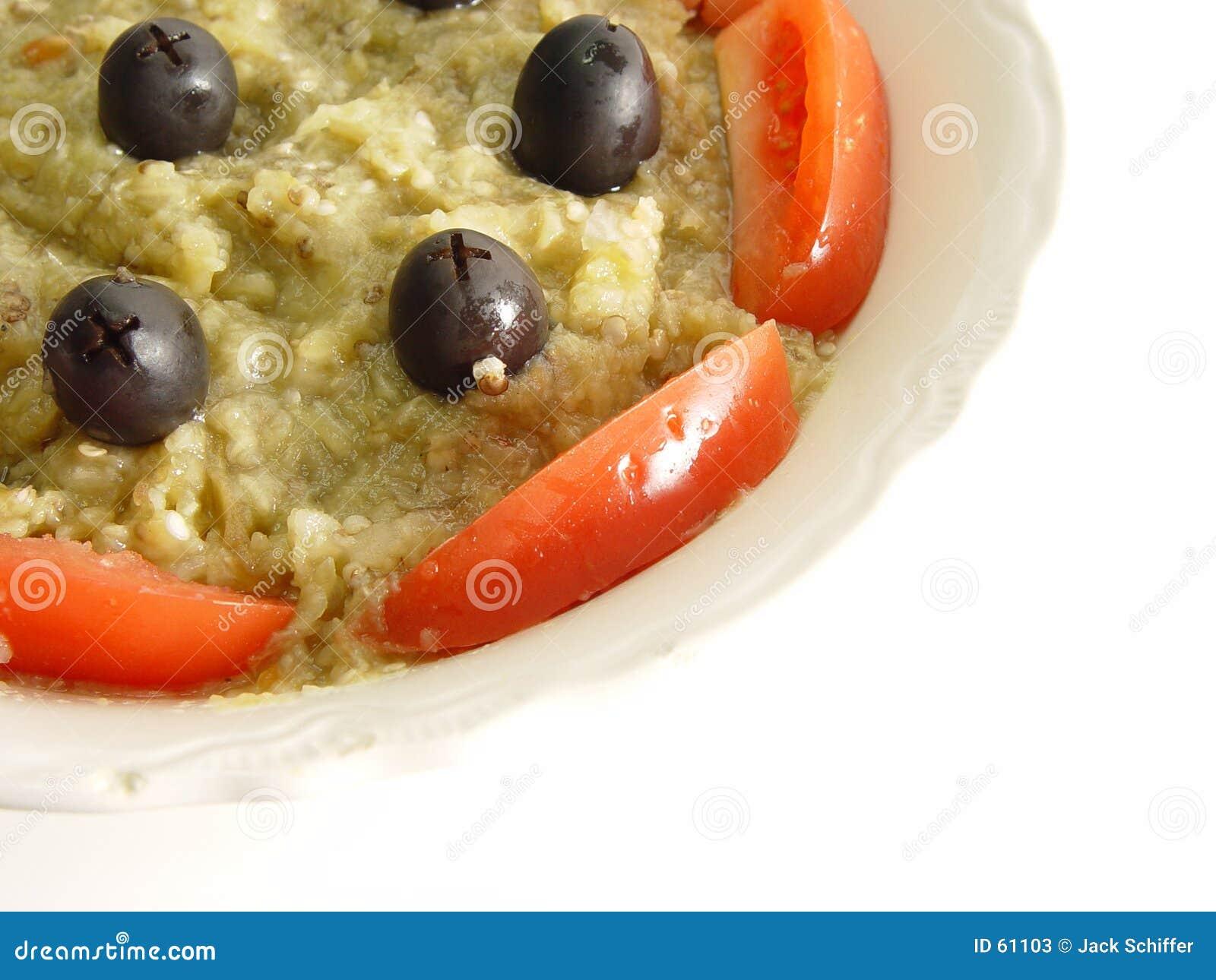 Salada da beringela