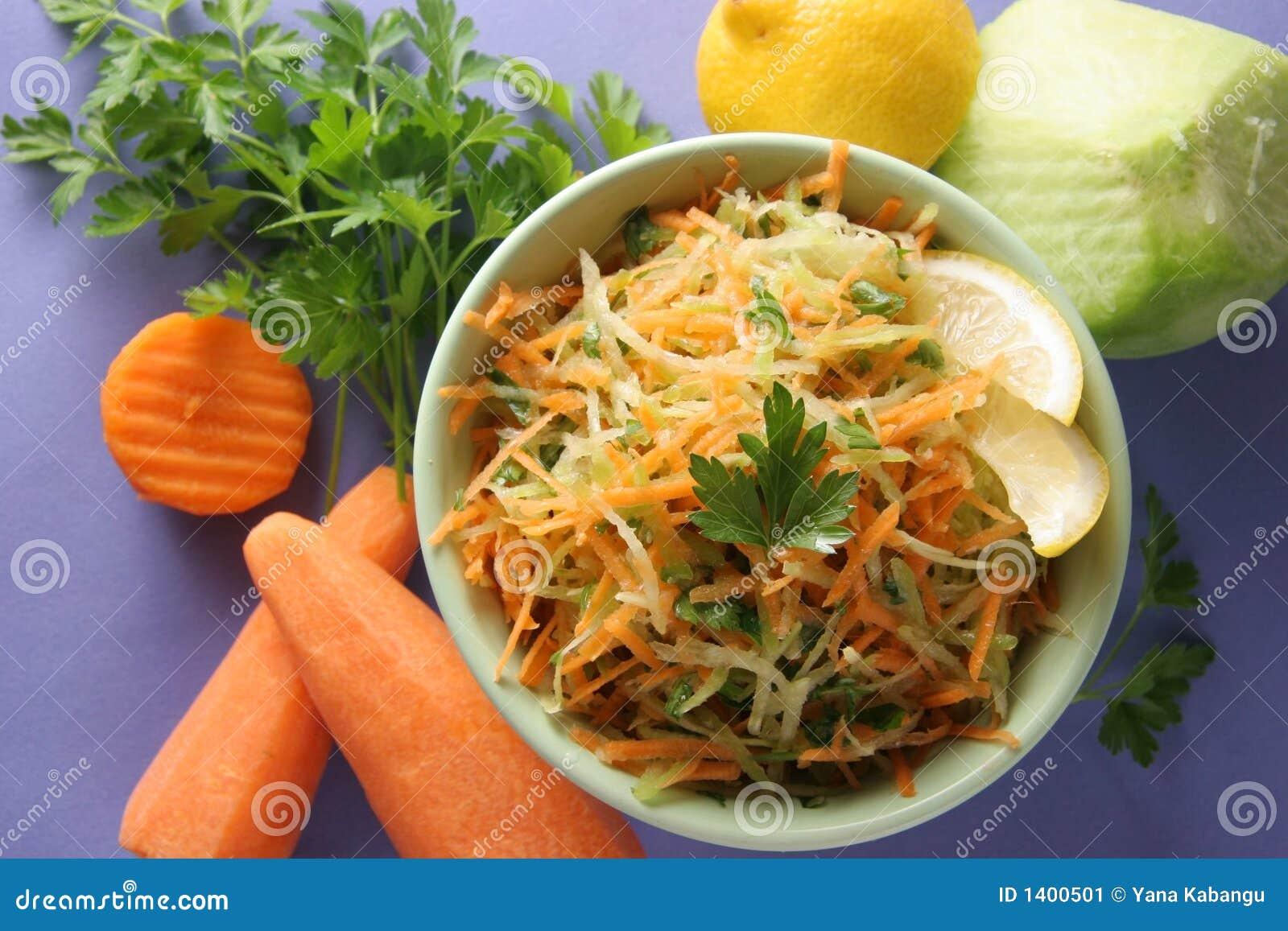 Salada da vitamina.