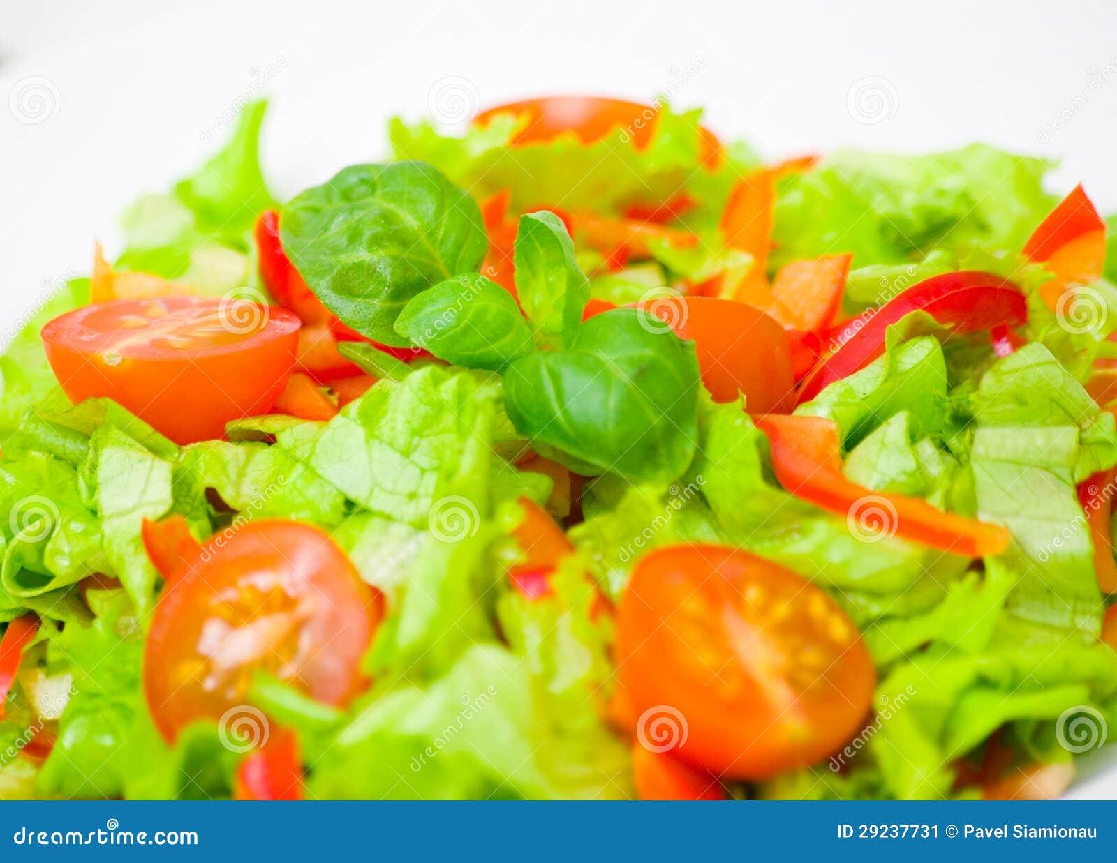 Download Salada do legume fresco imagem de stock. Imagem de nutrition - 29237731