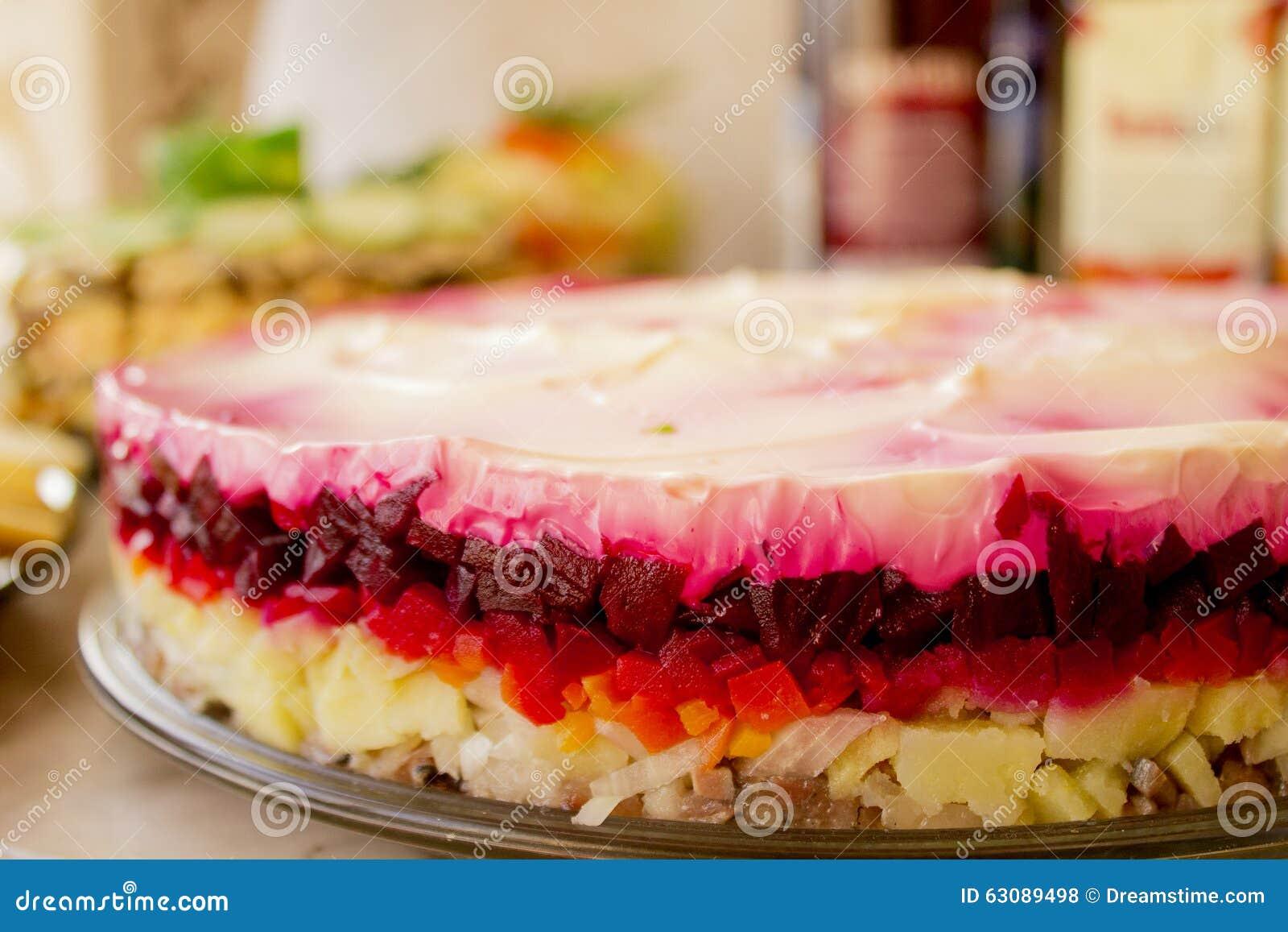 Download Salade photo stock. Image du apéritif, homemade, couleur - 63089498