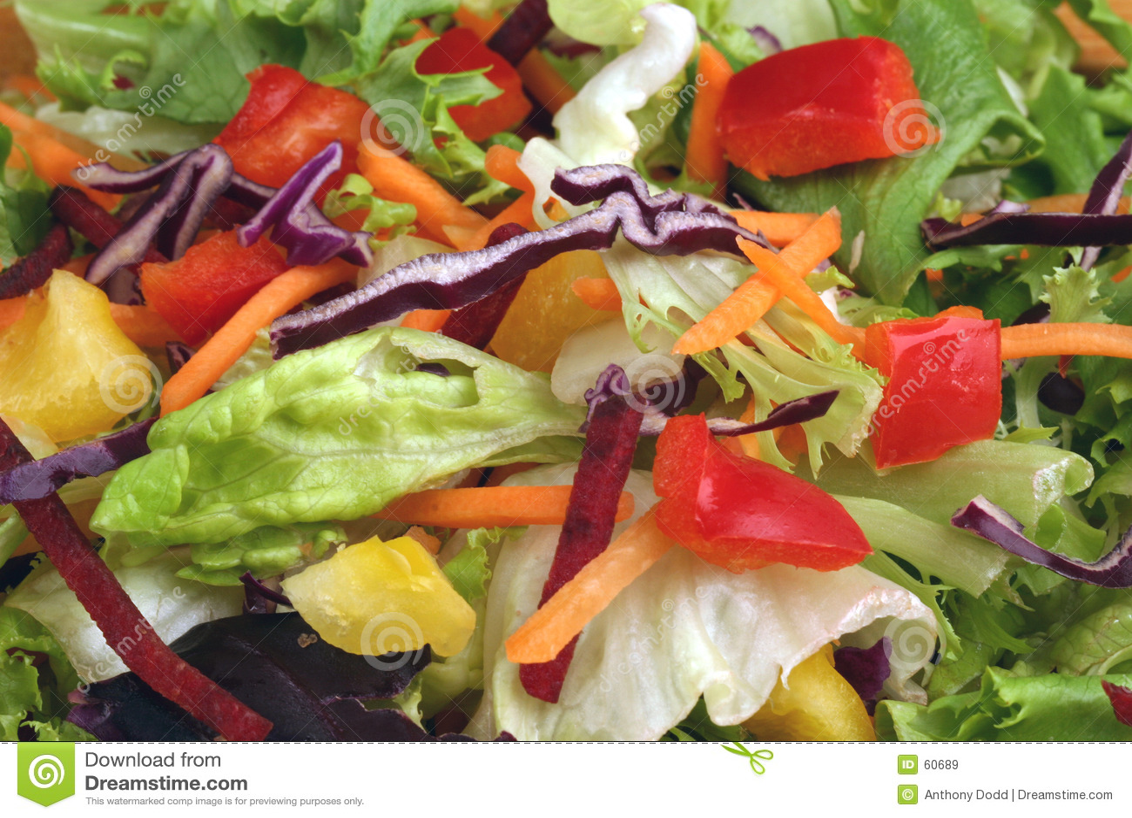 Salade de poivre