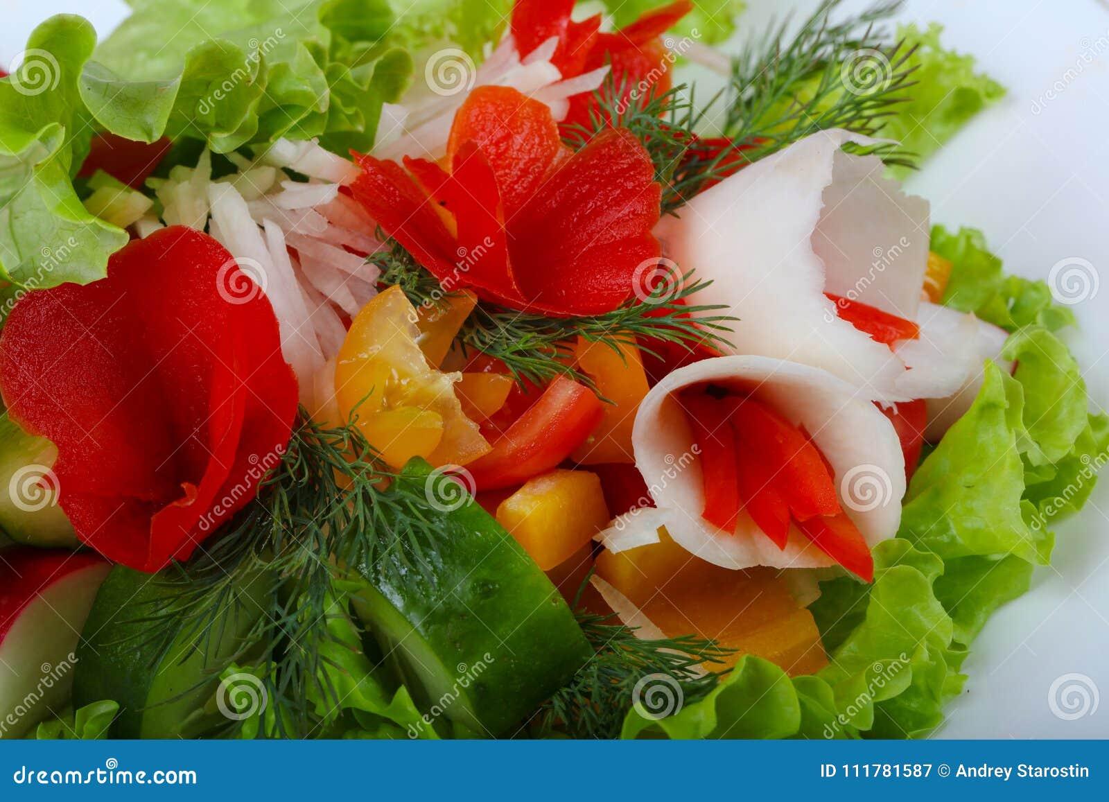 Salade de Vegan
