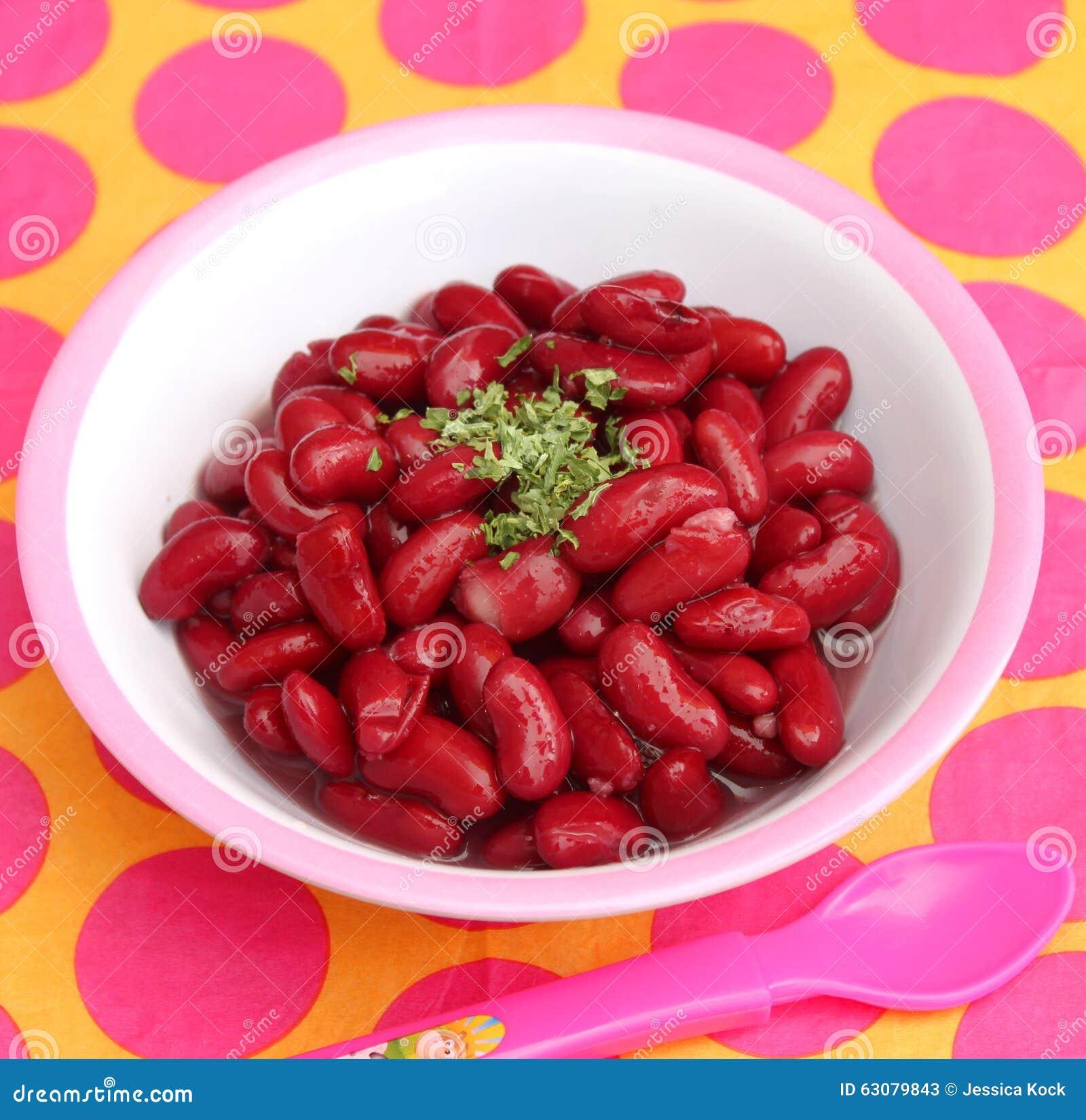 Download Salade des haricots image stock. Image du vinaigre, salade - 63079843
