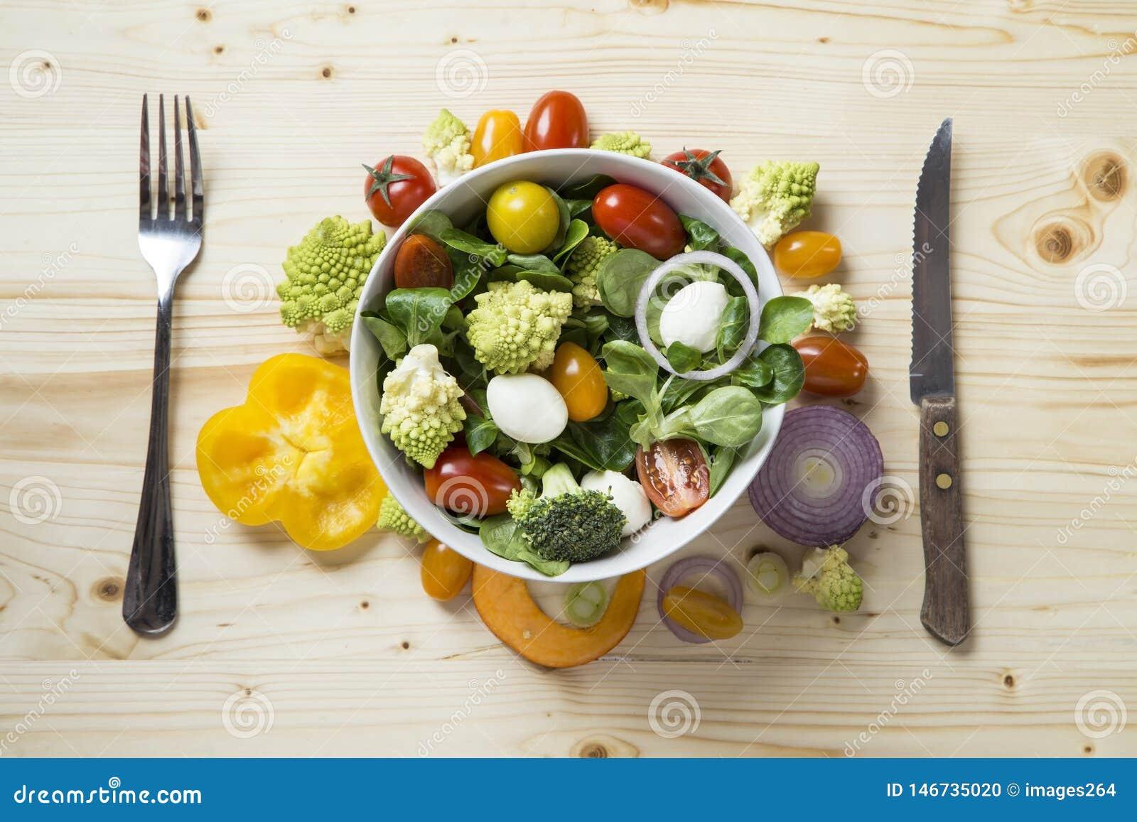 Salade fra?che