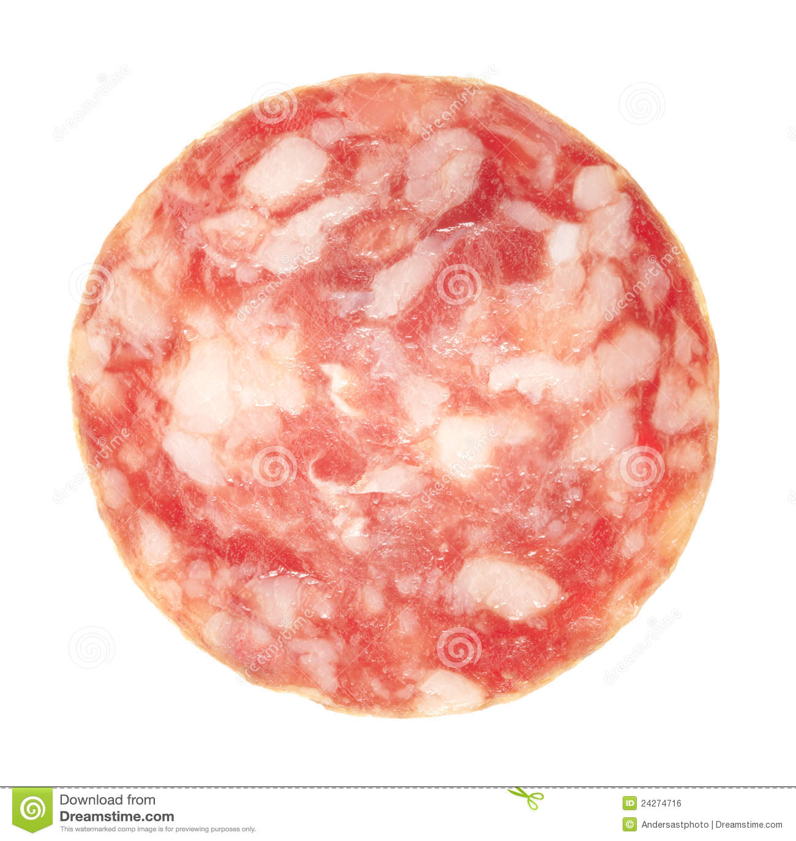 Salami Slices Stock Photos & Salami Slices Stock Images ...