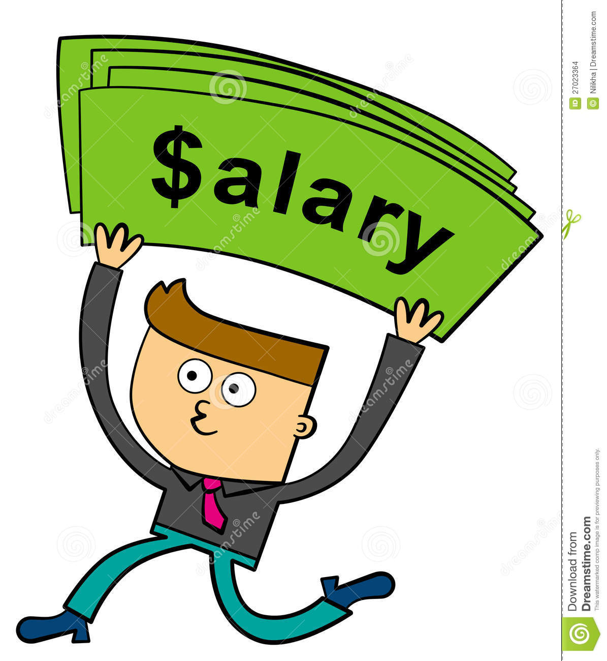 Salary Stock Images Image 27023364