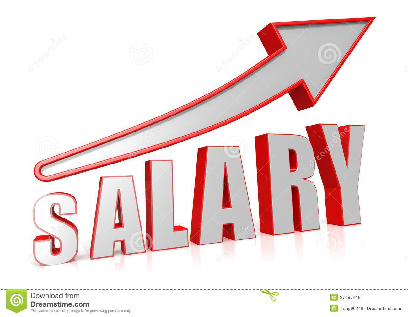 how to request a salary
