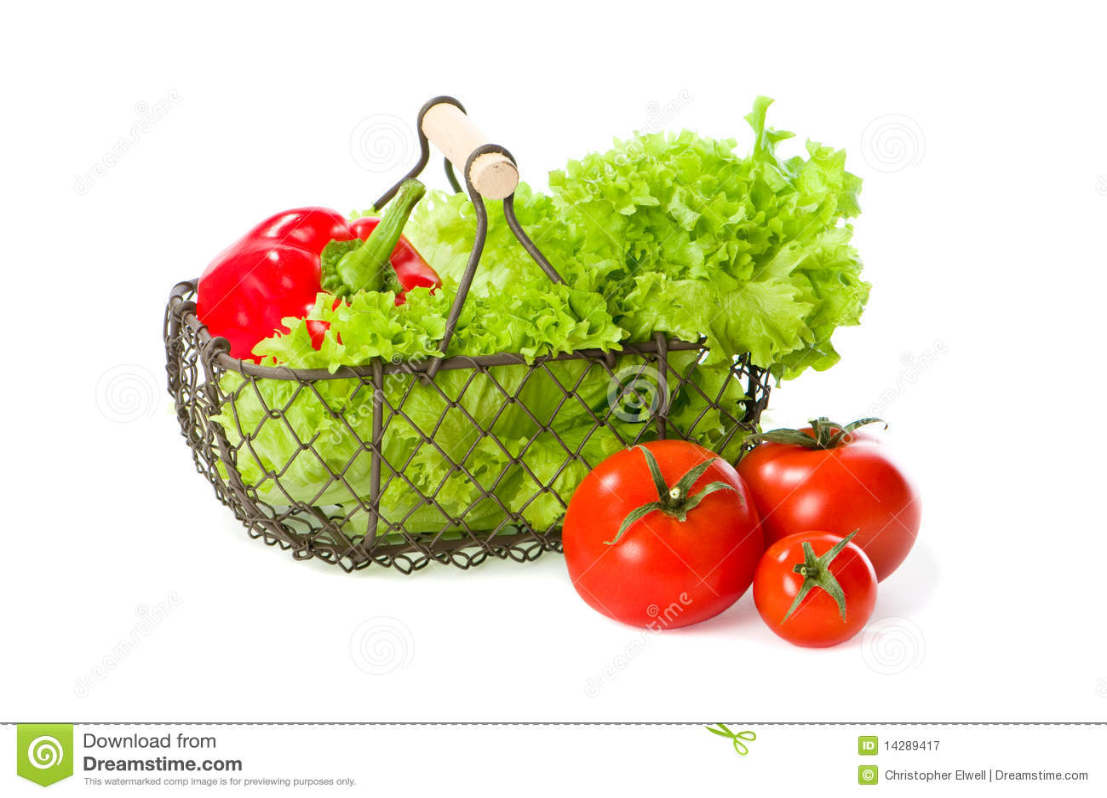 salatkorb stockbild bild von diät blätter küche