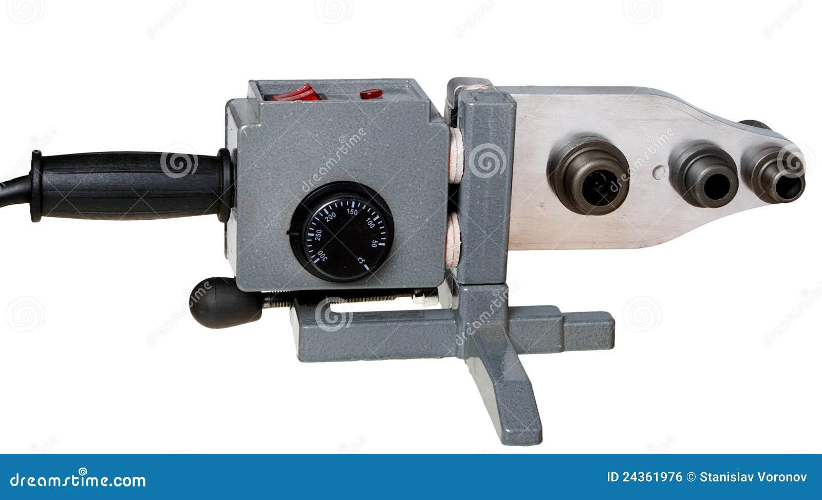 Saldatrice per saldatura dei tubi di plastica immagine for Migliori tubi per l impianto idraulico