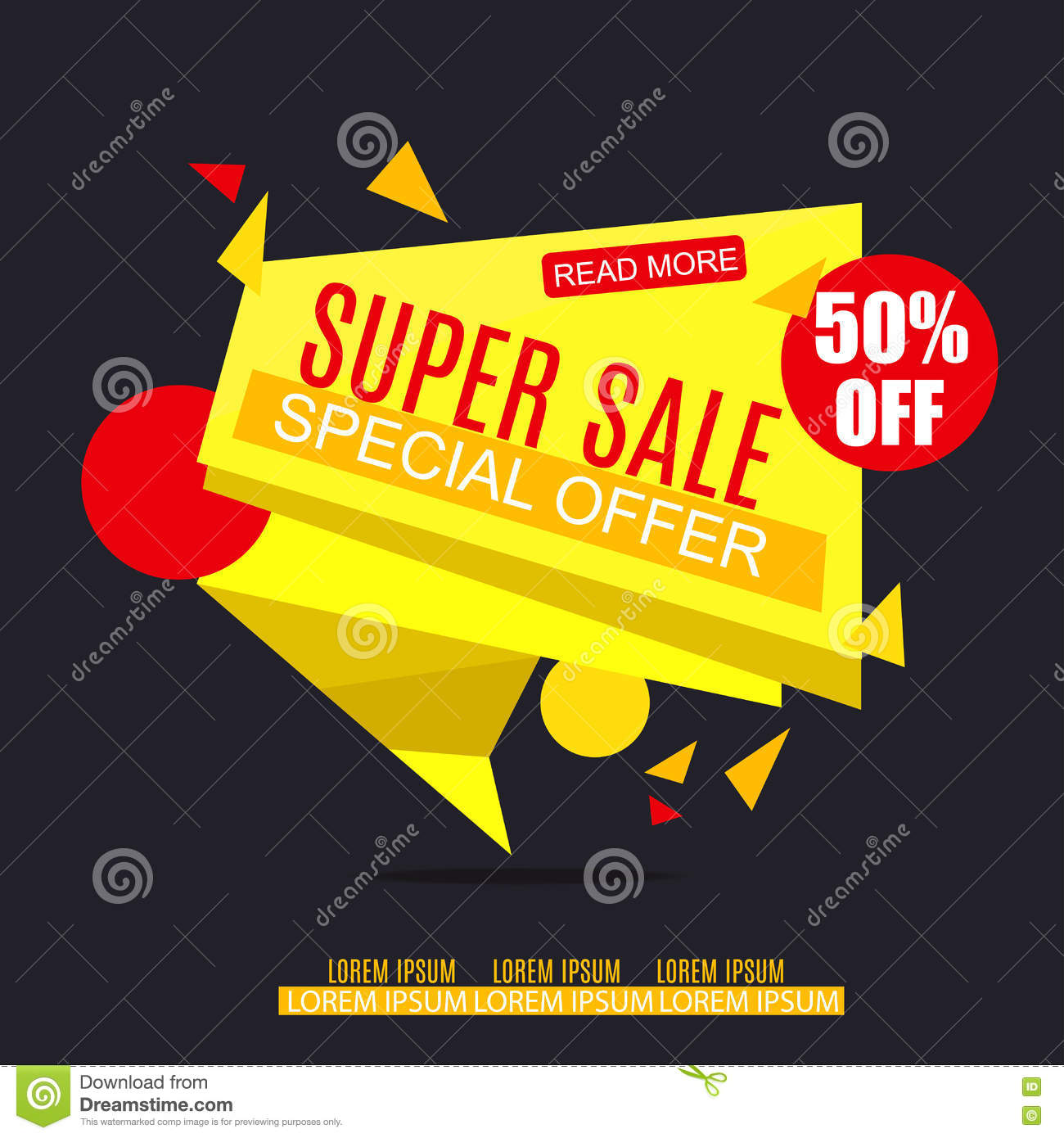 sale banner design sale vector tag for promotional brochure poster