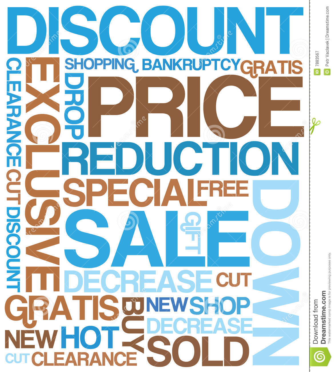 Sale Discount Poster Royalty Free Stock Photography - Image: 7883567: dreamstime.com/royalty-free-stock-photography-sale-discount-poster...