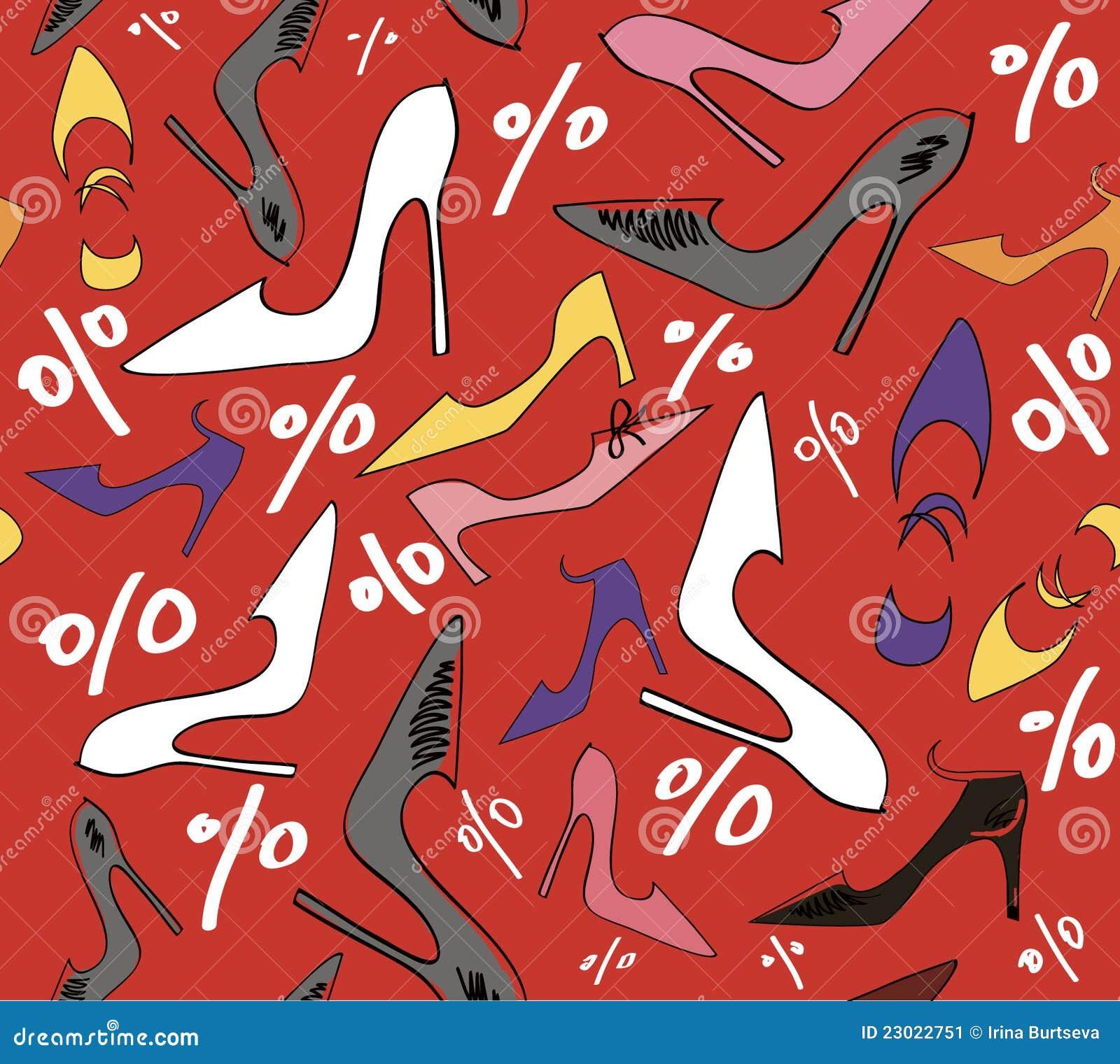 Sale discount woman shoes stock