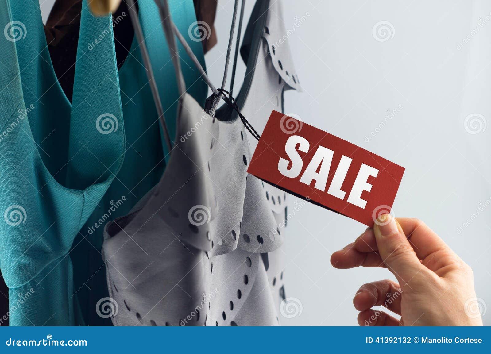 Sale kläder på erbjudande