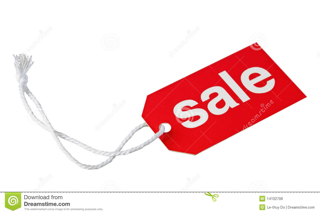Tag: Sale Tag Stock Photo. Image Of Selling, Circle, Sale
