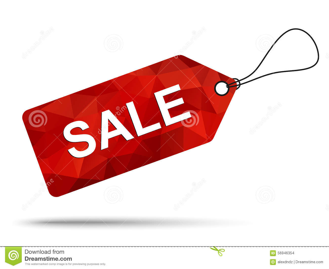 sale tags design stock photo image 56946354