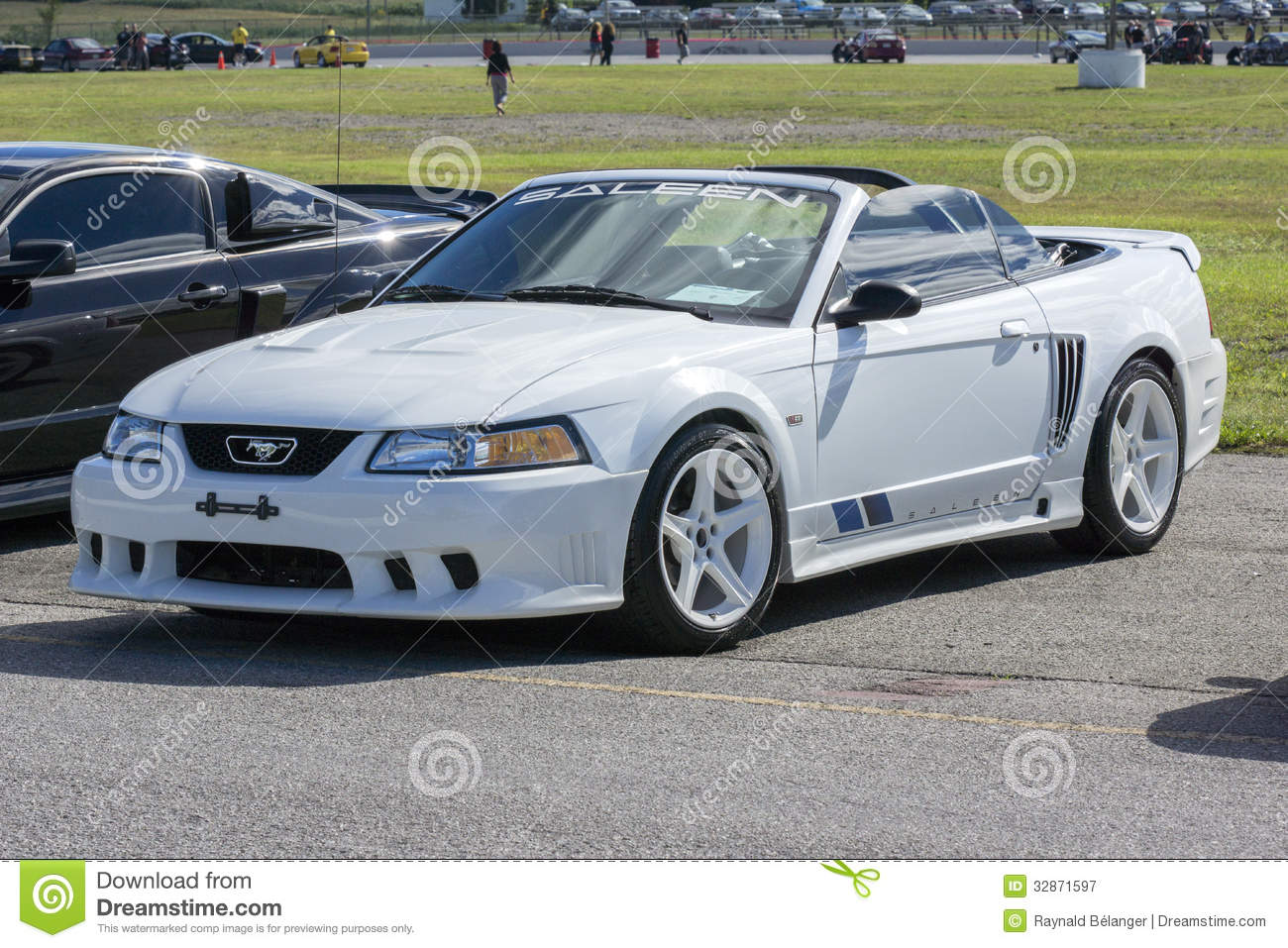 Saleen Mustang Editorial Photography Image 32871597