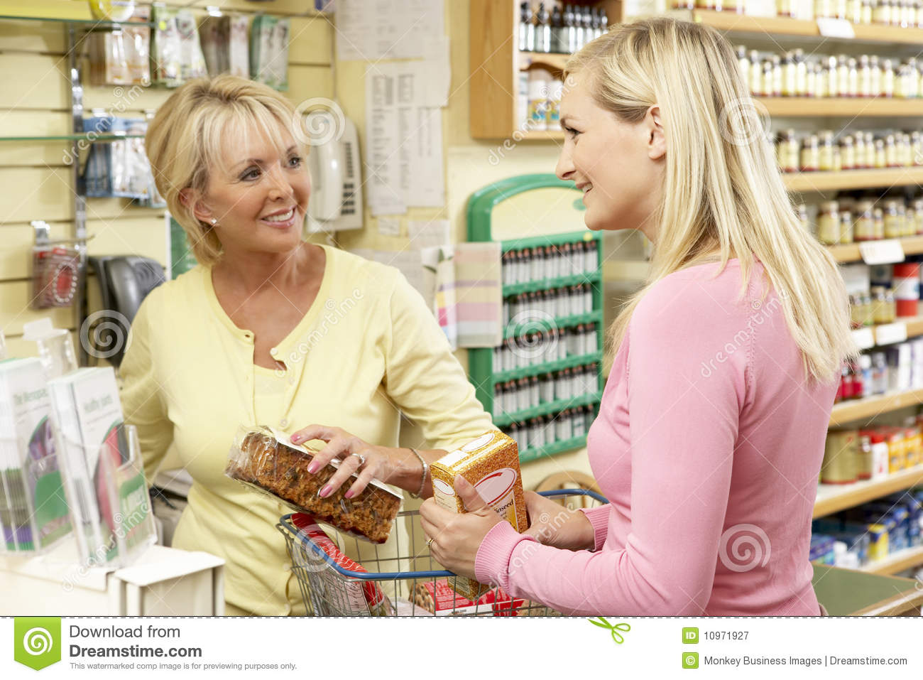 s assistant customer in health food store royalty s assistant customer in health food store