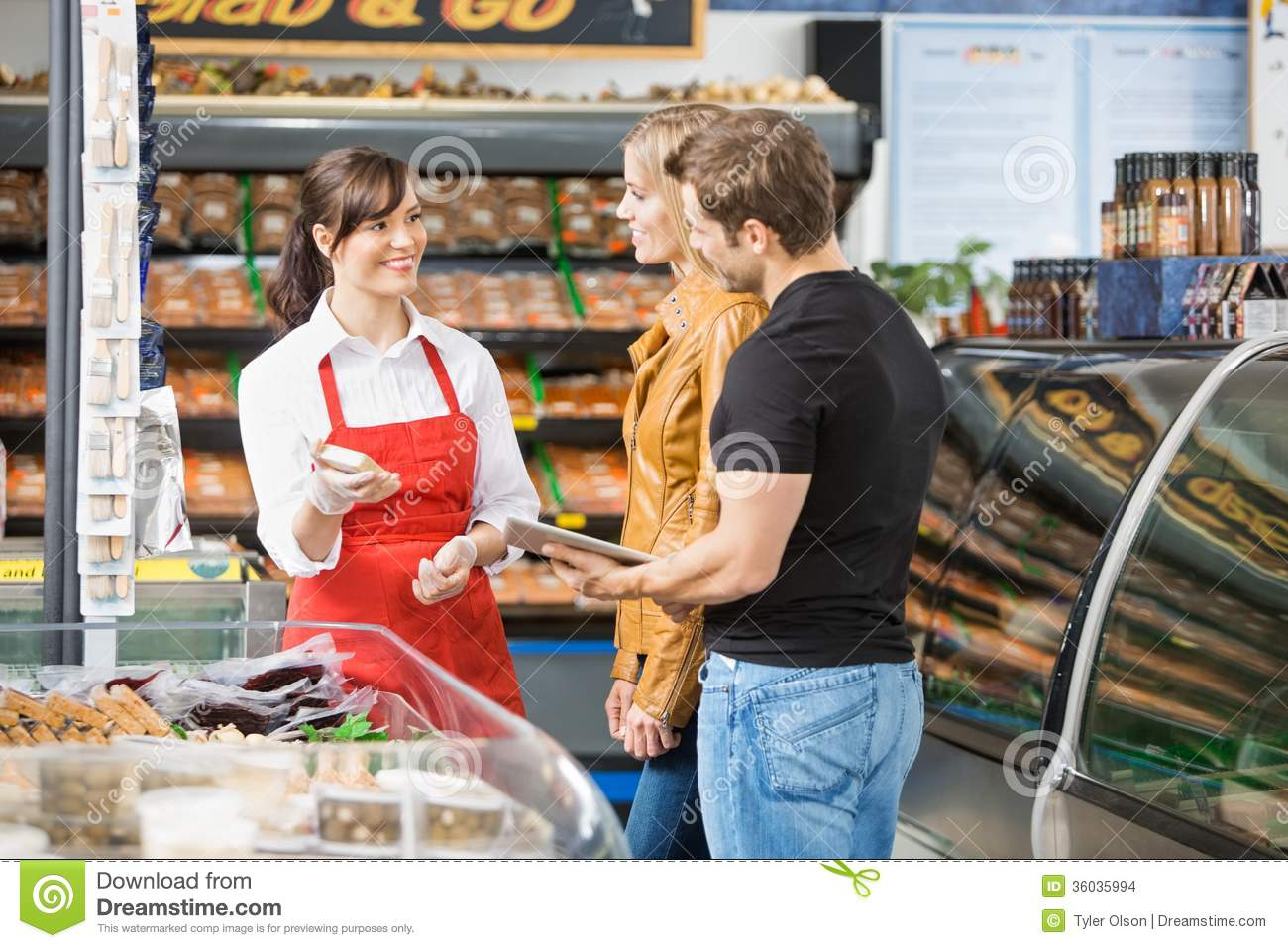 grocery buying service