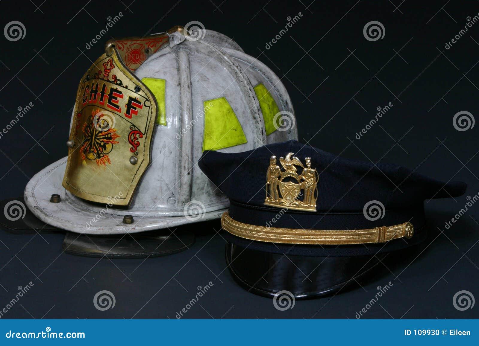 Saliências do incêndio e da polícia