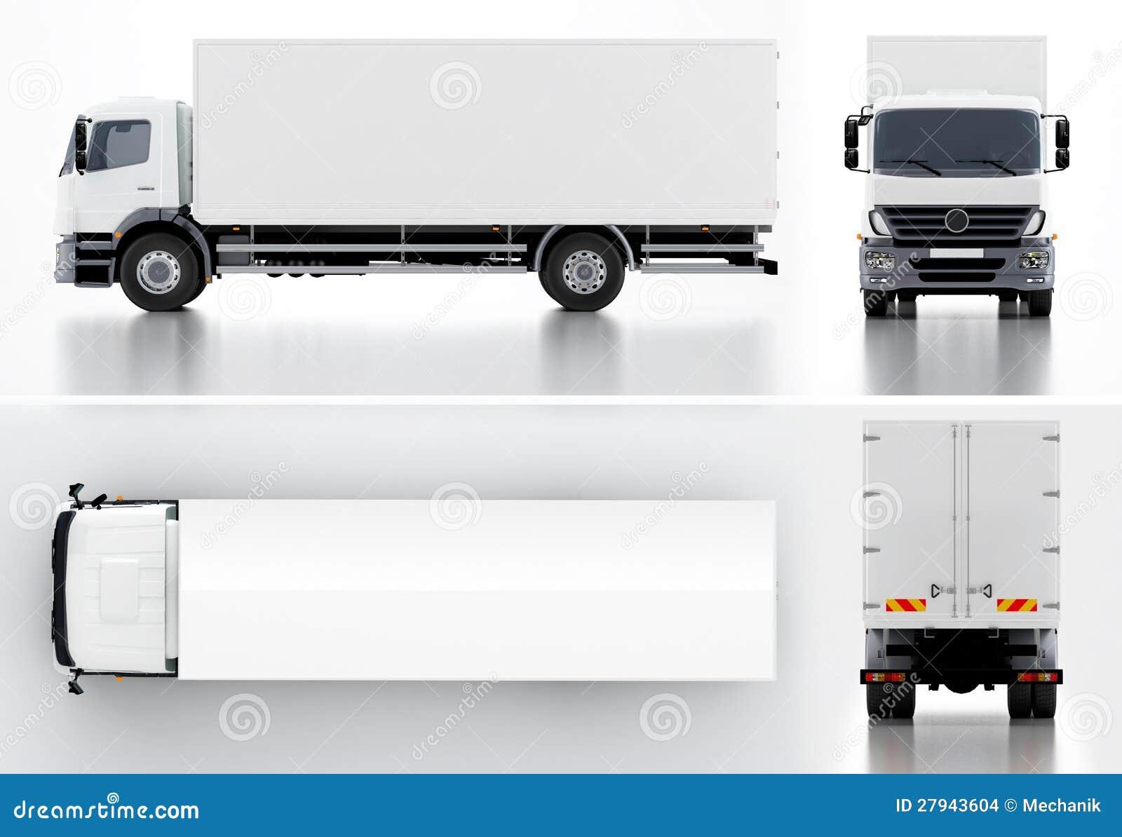 Salida/camión del cargo