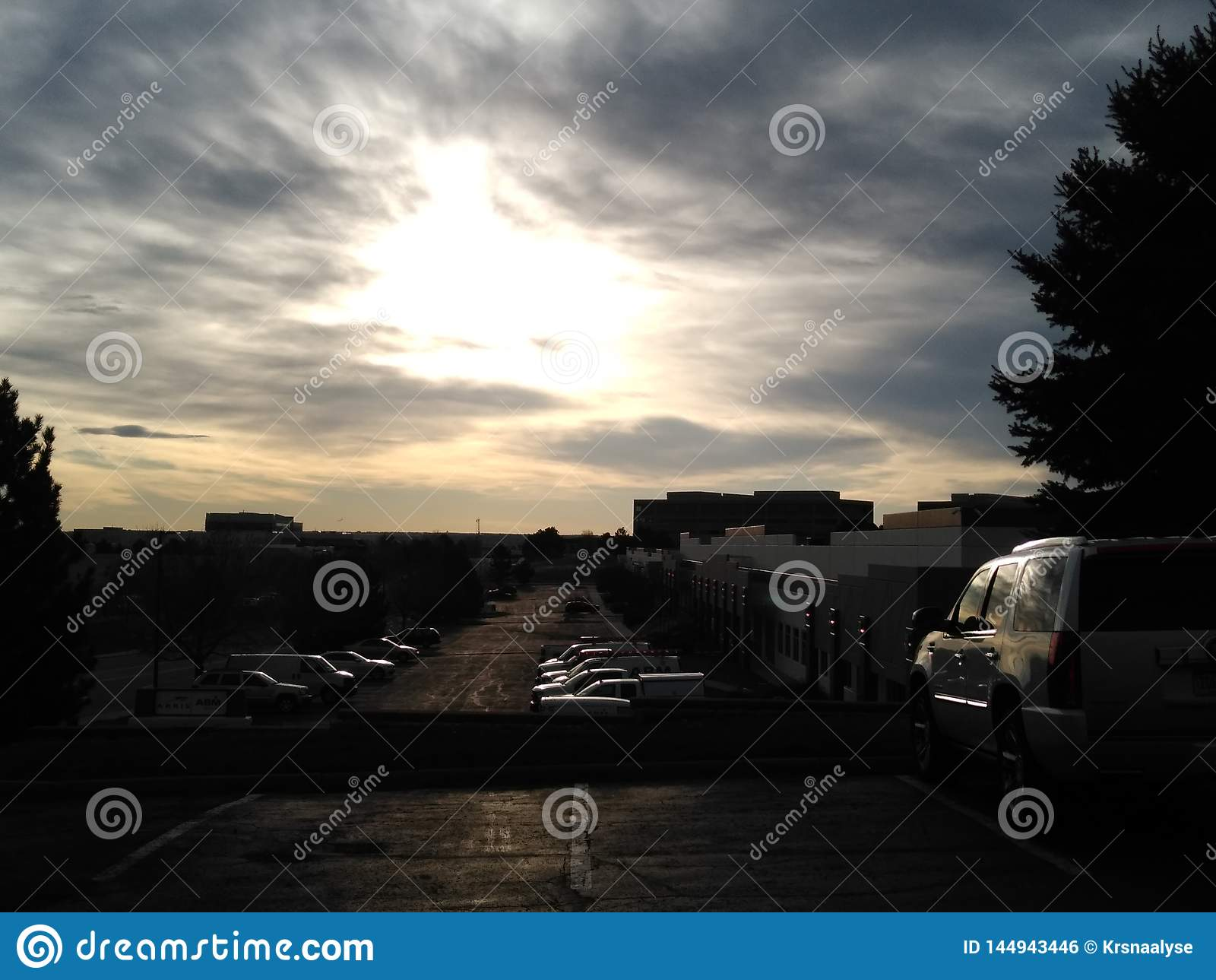 Salida del sol DTC de lunes