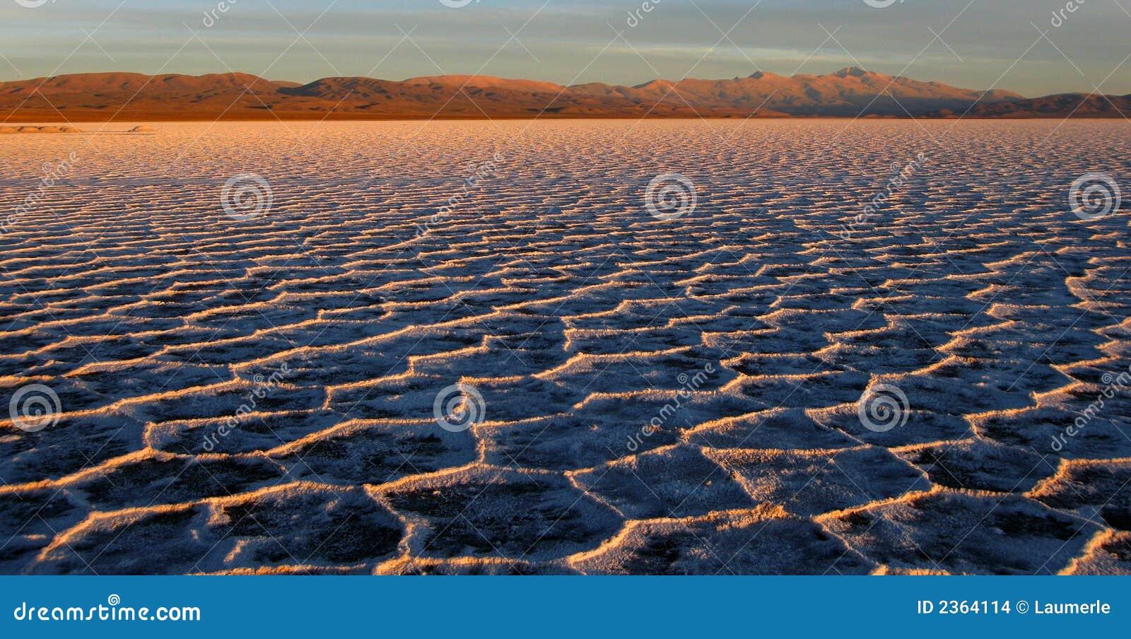 Saline Grandes, Argentina