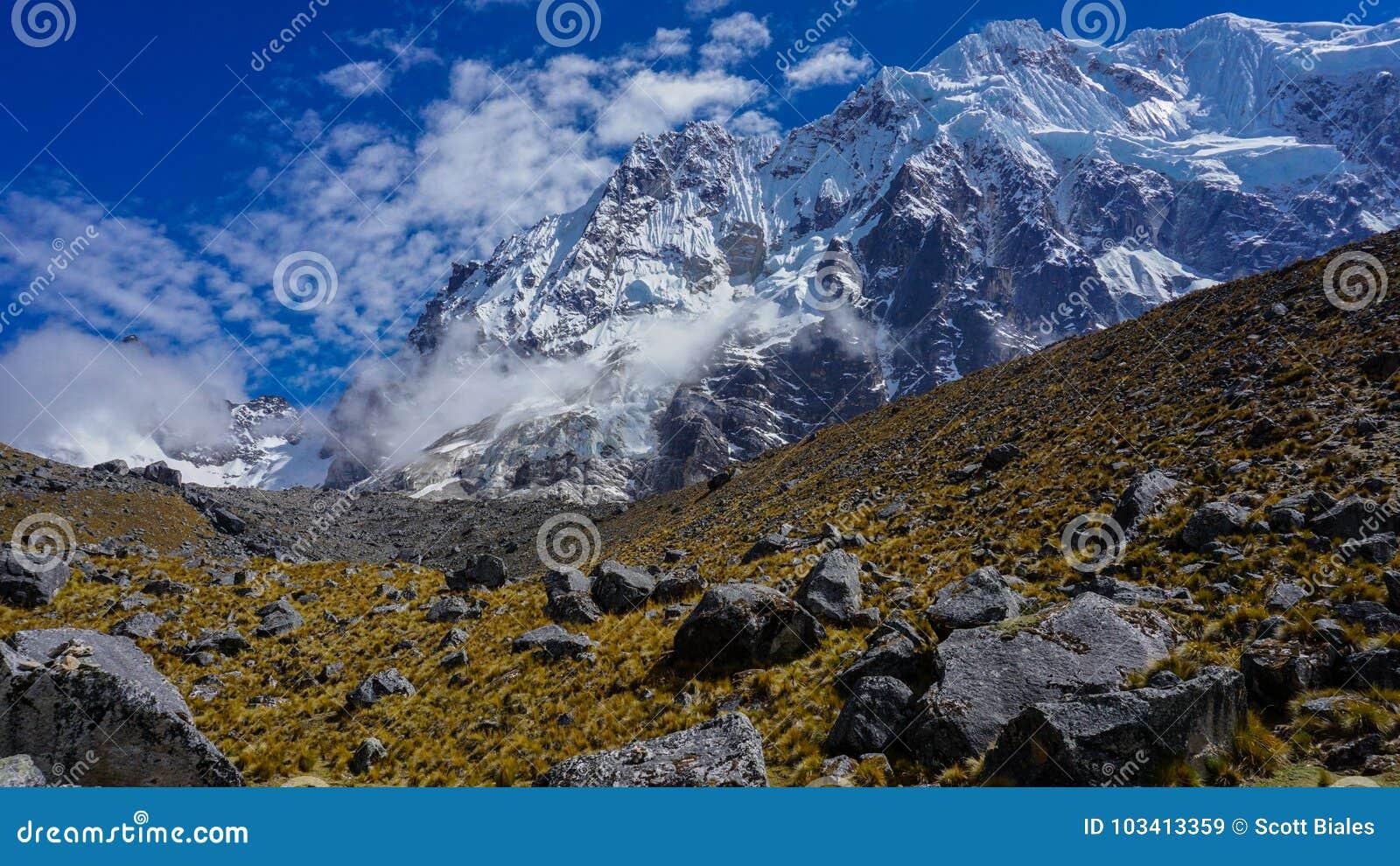 Salkantay bergvandring, Peru