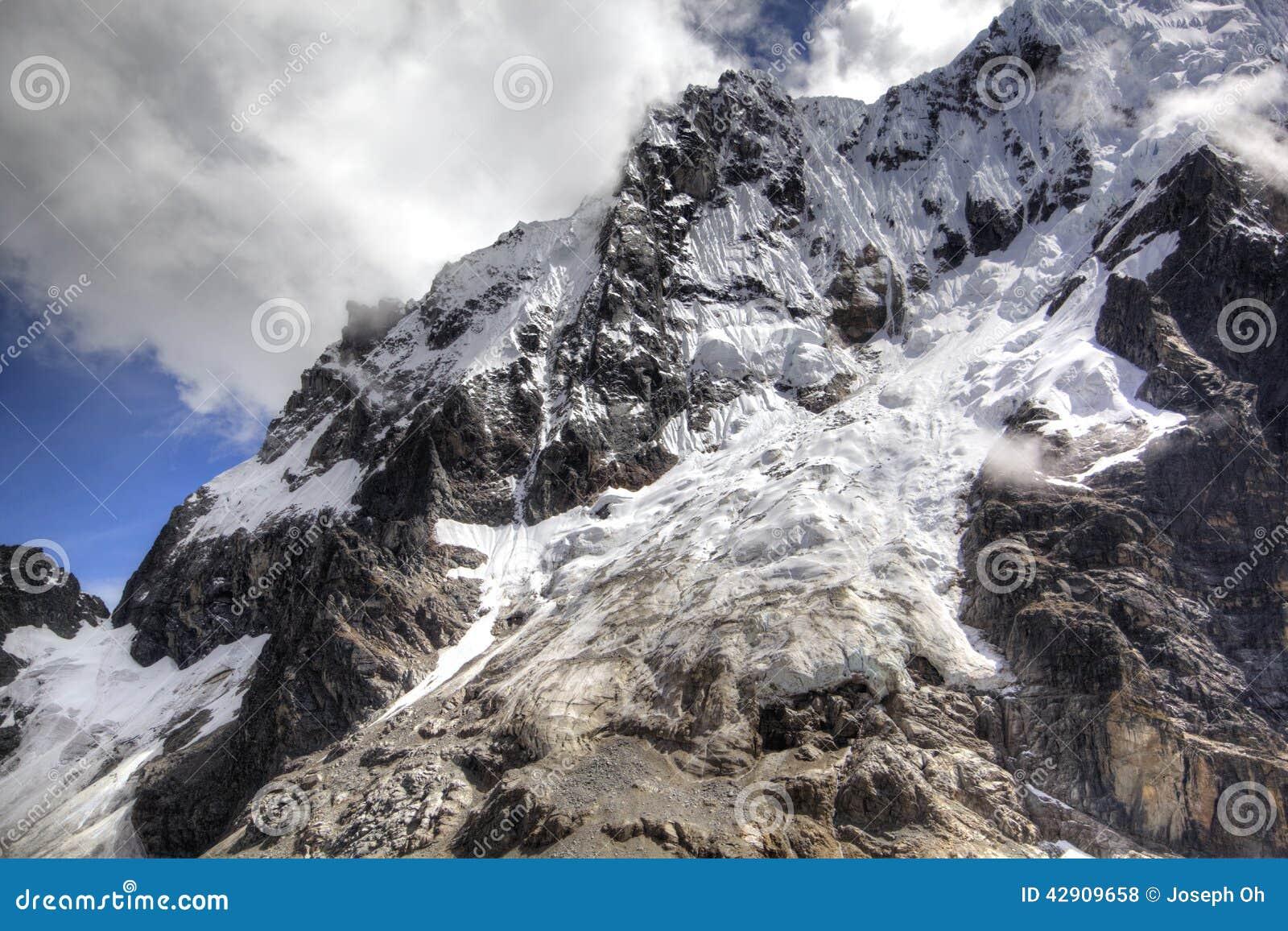 Salkantay góry Peru