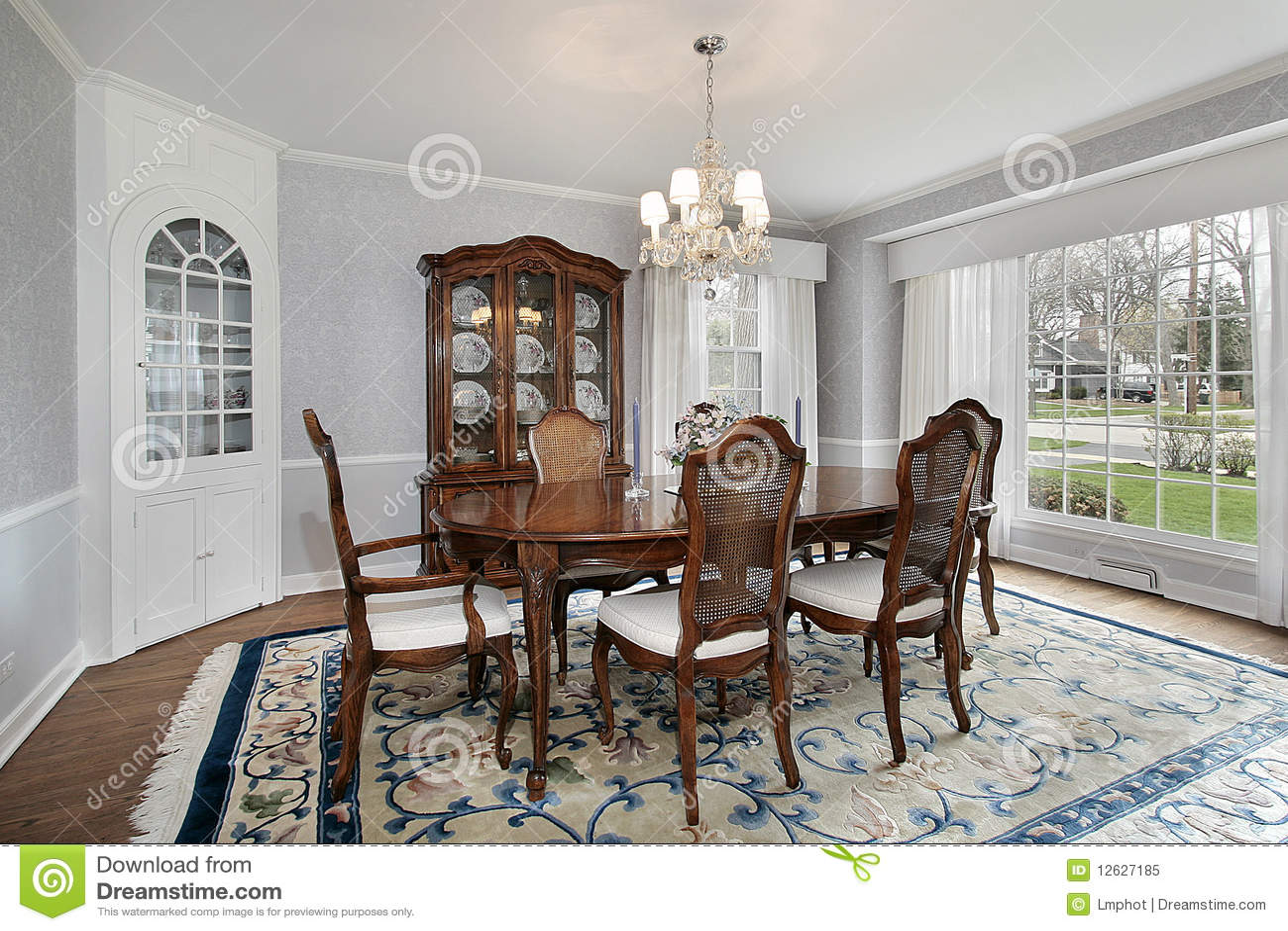 Salle manger avec la fen tre panoramique for La fenetre panoramique
