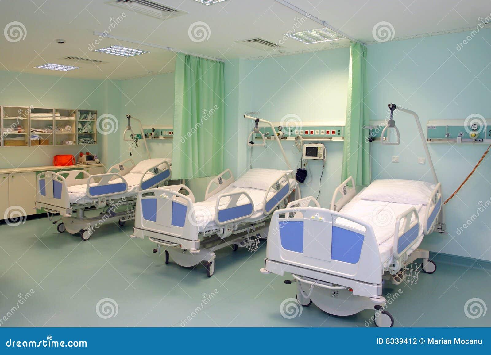 Salle d hôpital