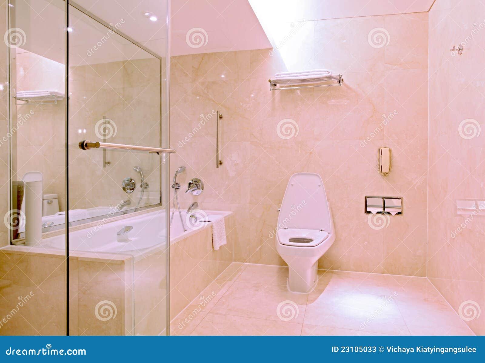 Salle de bains de luxe moderne photos stock image 23105033 - Salle de bains de luxe ...