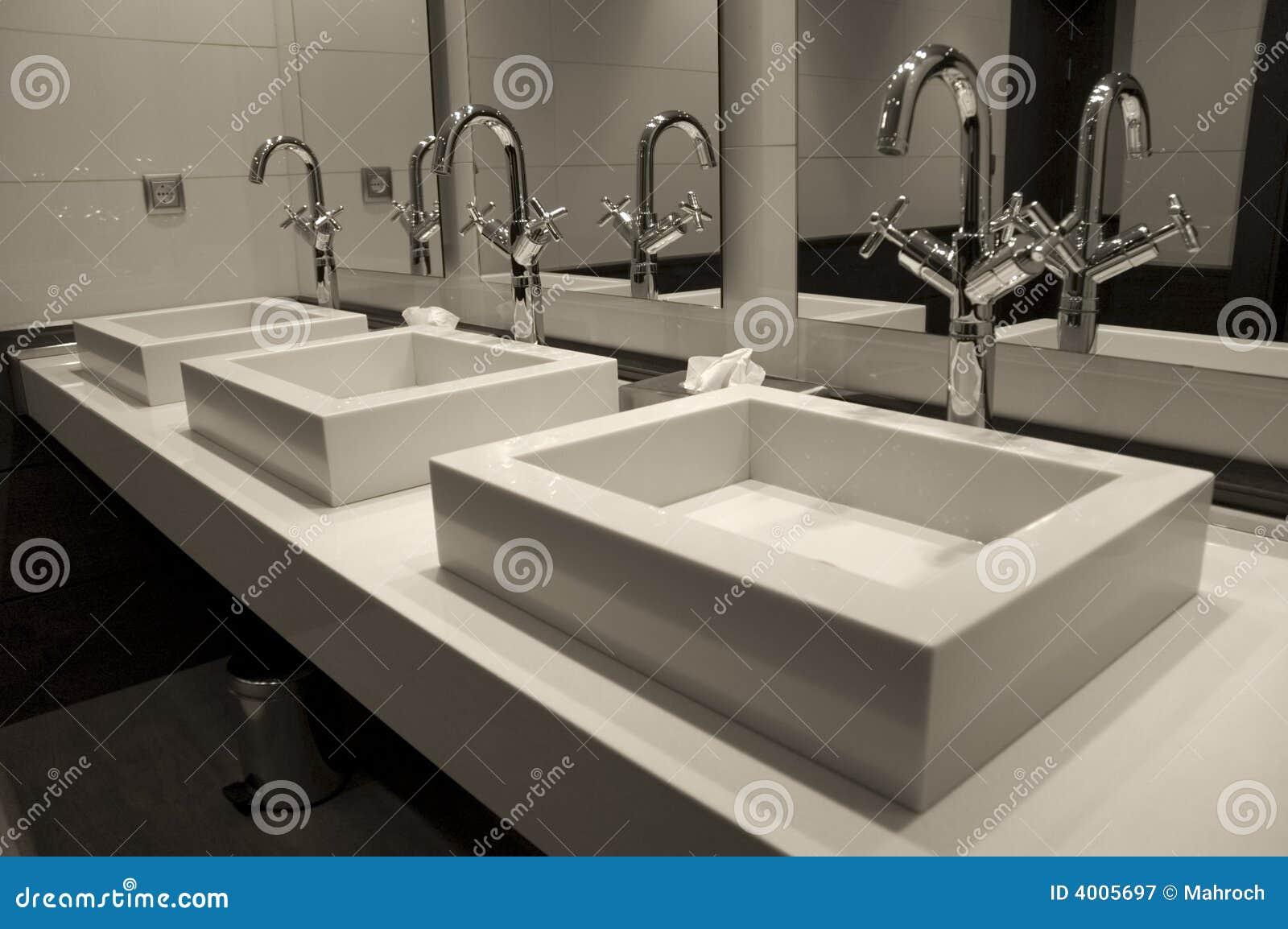 Vanite salle de bain moderne Salle de bain de luxe moderne