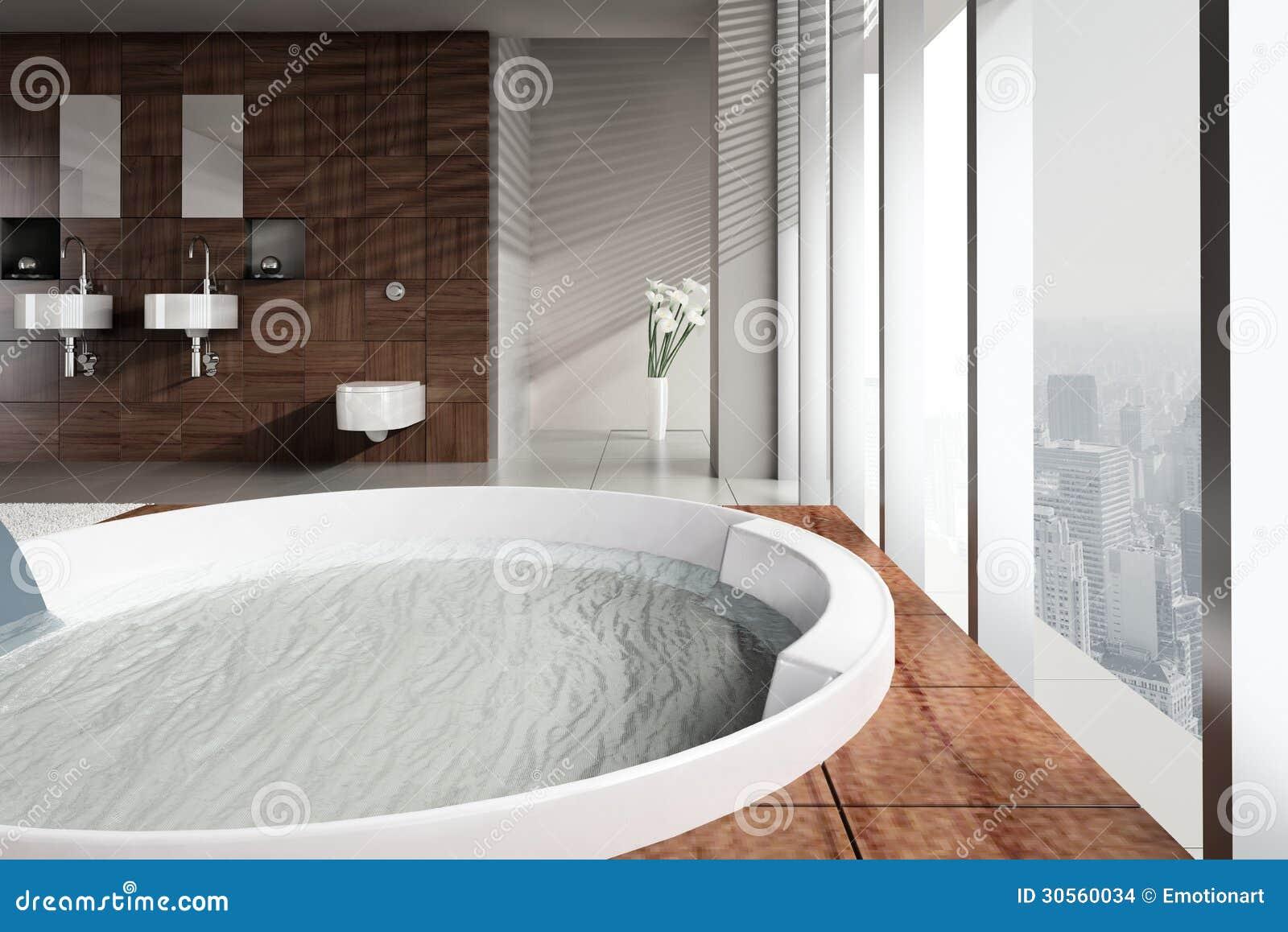 salle de bains de luxe avec le jacuzzi photos 174 salle de bains - Salle De Bain De Luxe Avec Jacuzzi