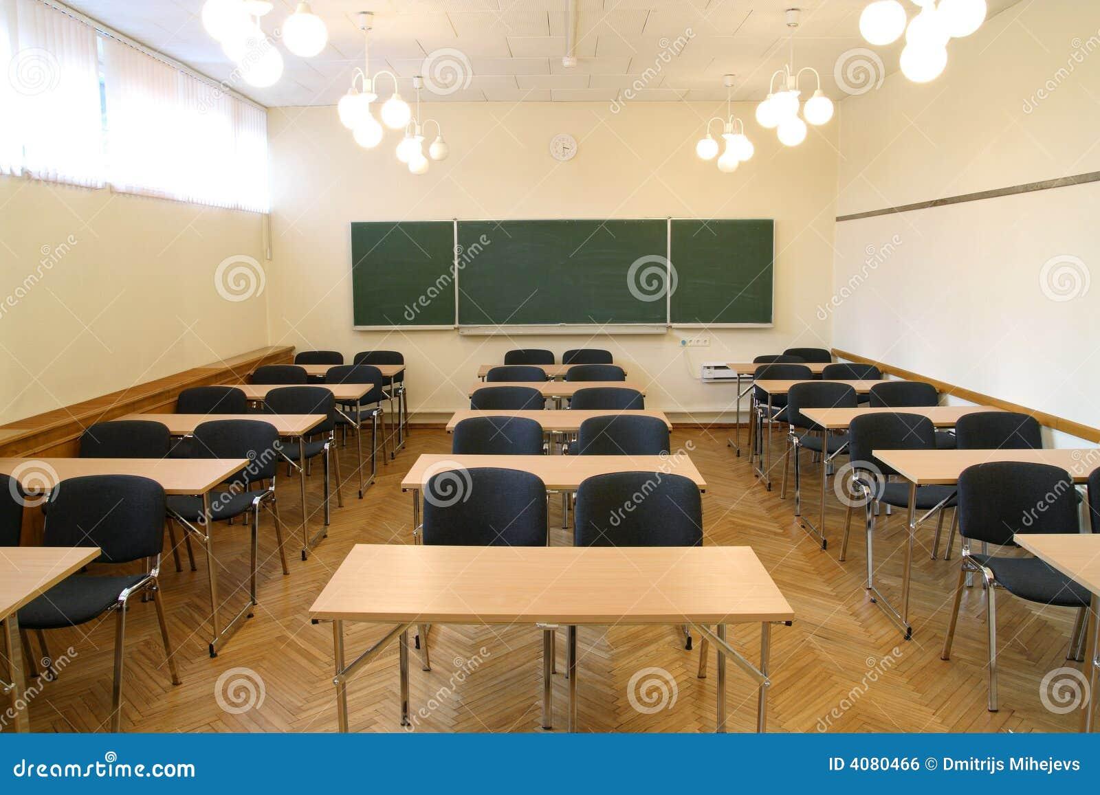 Salle De Classe Image Libre De Droits Image 4080466