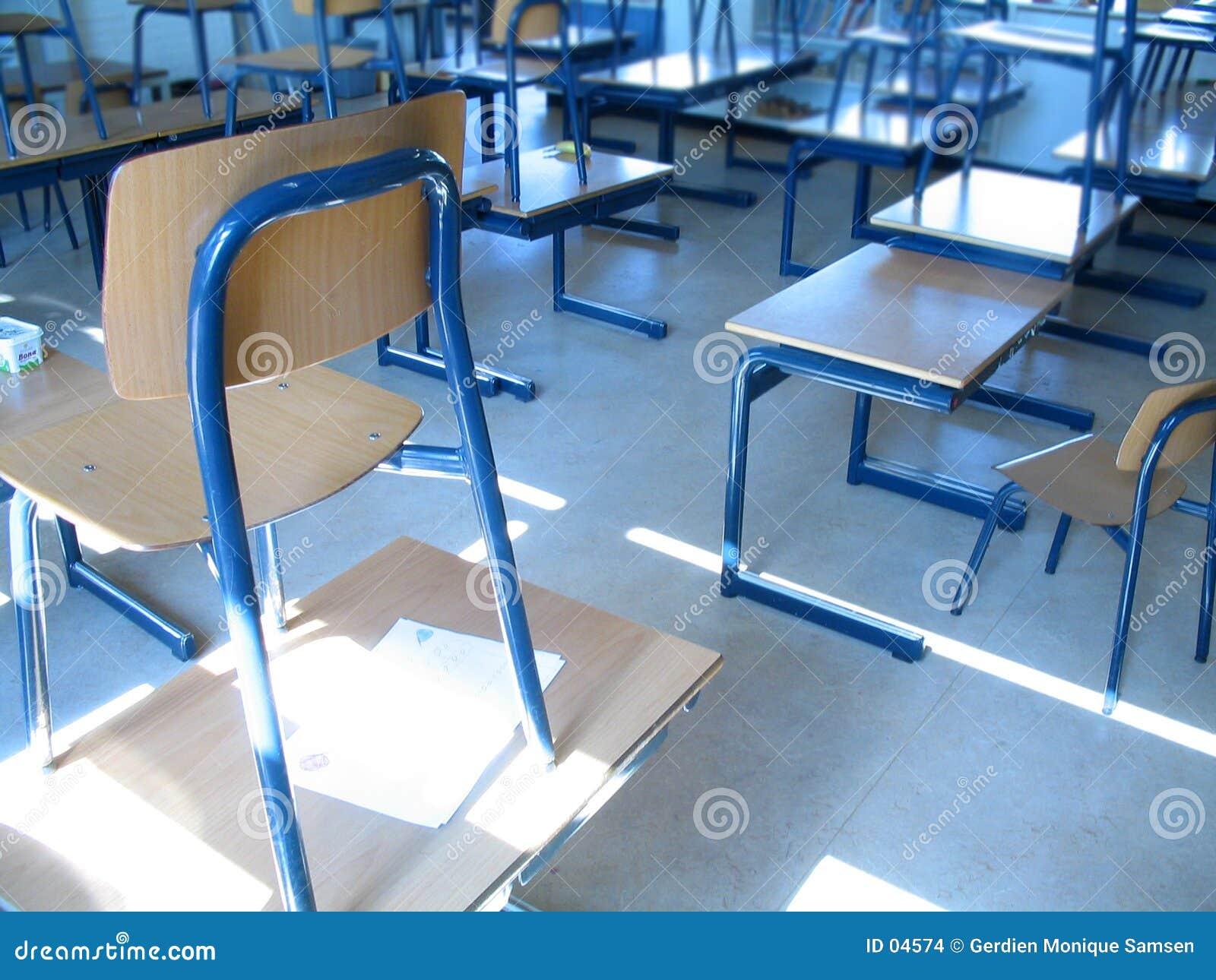 Salle de classe II