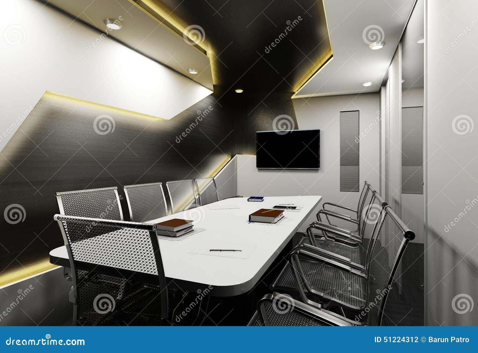 Salle de conférences moderne