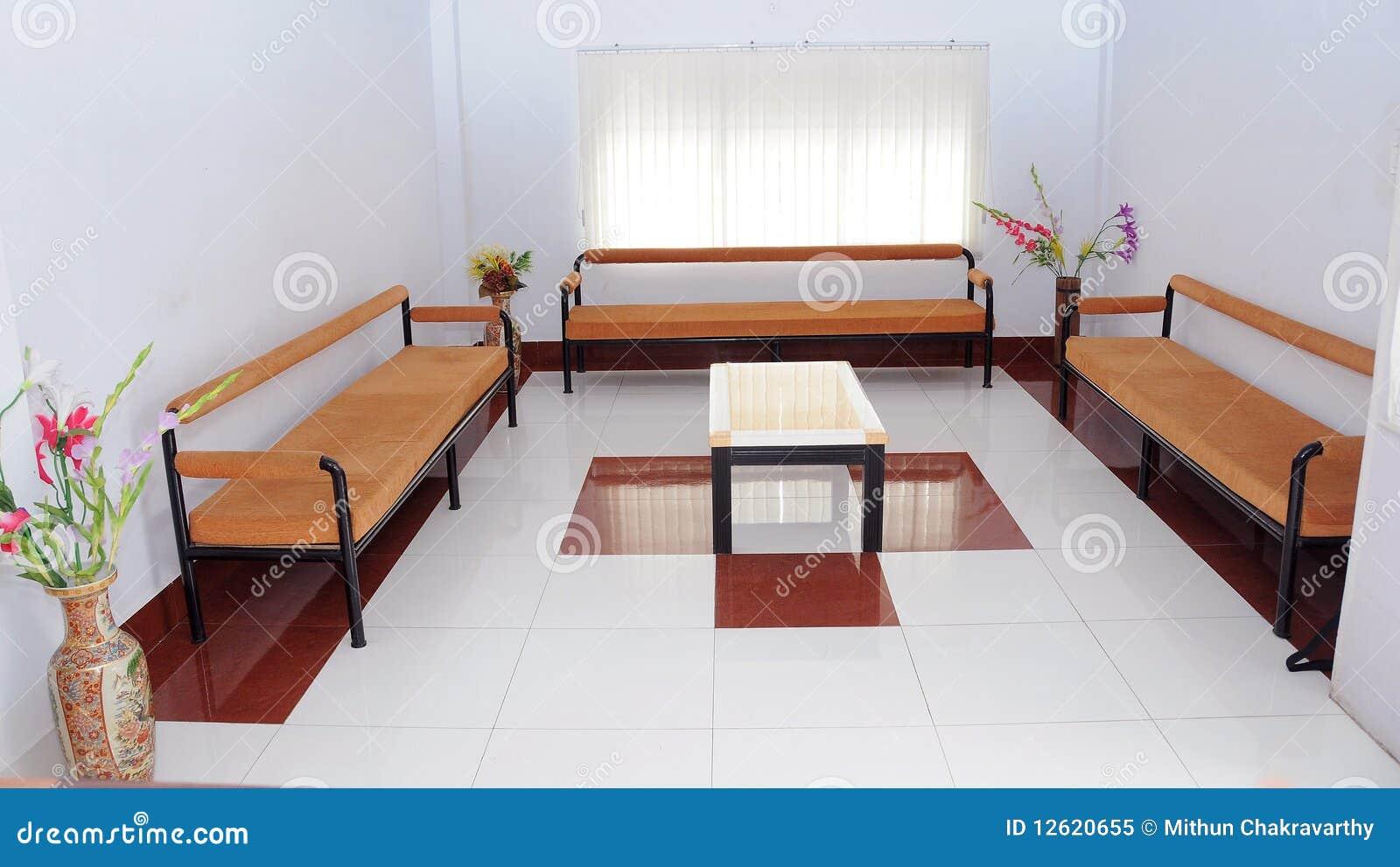salle de s jour de luxe photo libre de droits image 12620655. Black Bedroom Furniture Sets. Home Design Ideas