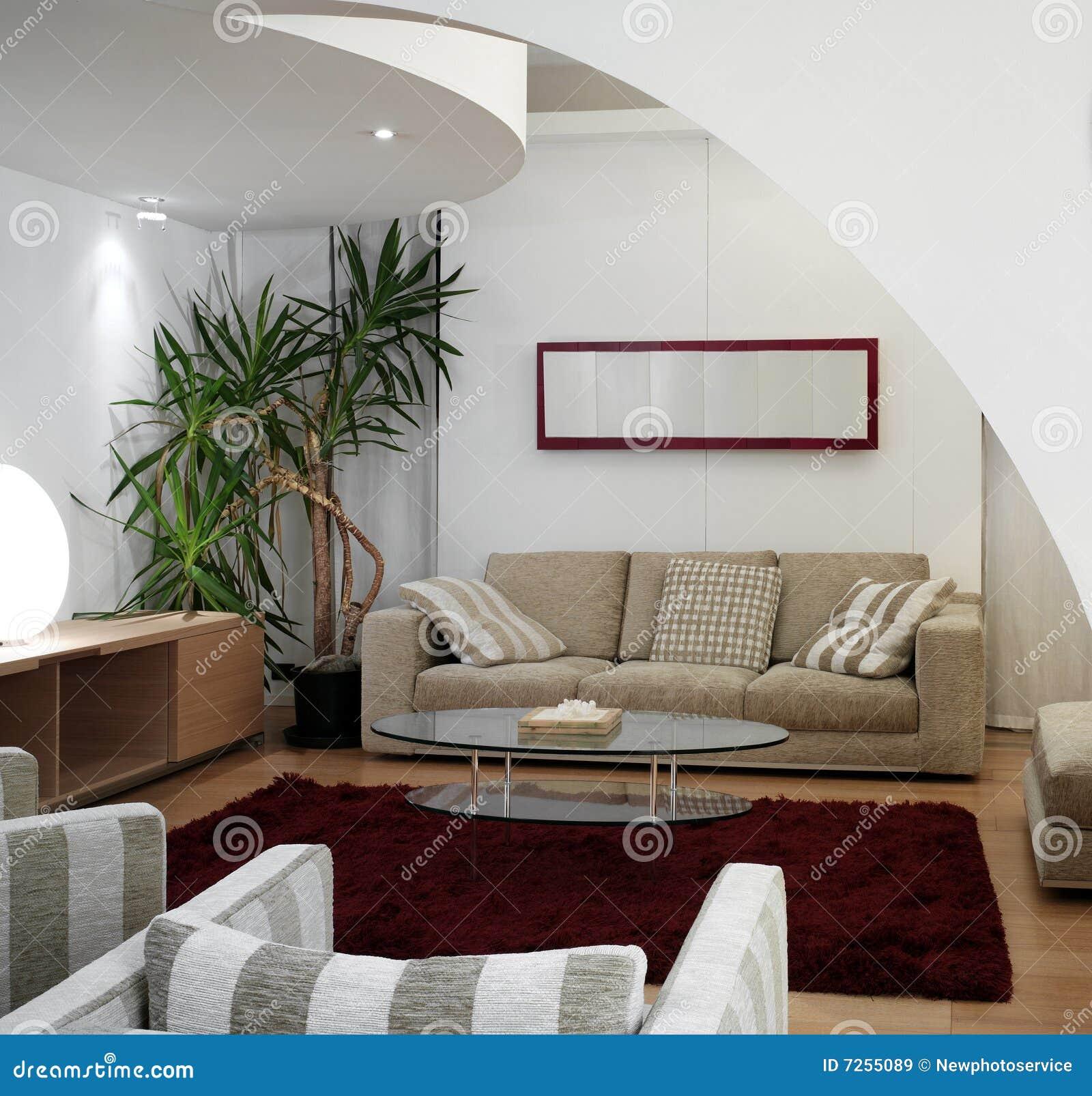 #83A526 Salle De Séjour Moderne Avec Des Cannes De Bambou Déco  3941 salle de sejour moderne 1300x1322 px @ aertt.com