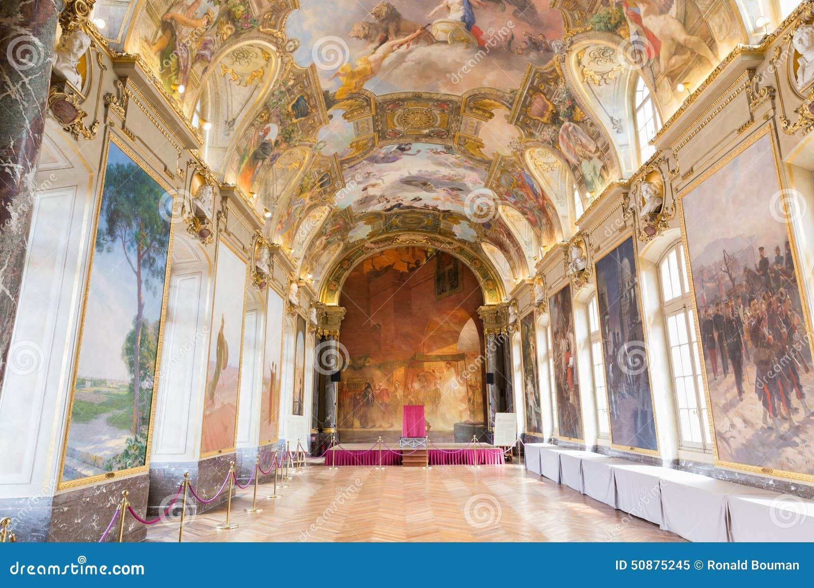 Salle DES Illustres im Capitole das Toulouse