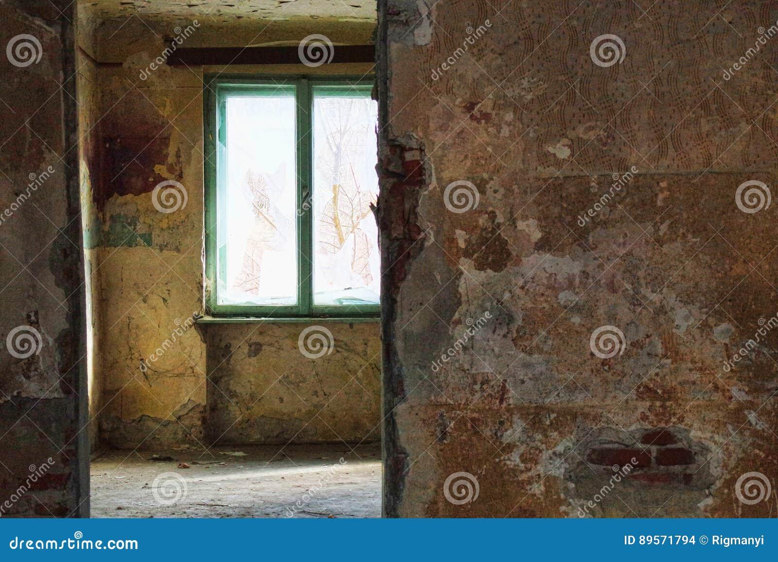 Salles abandonnées