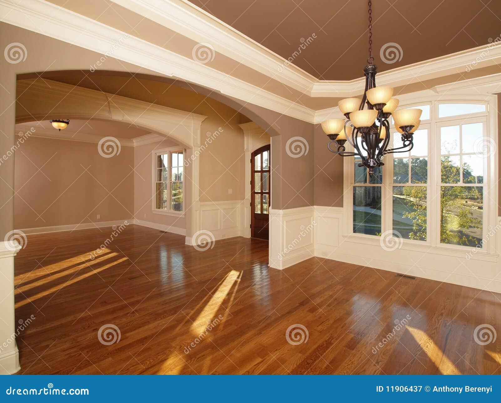 salles int�rieures � la maison de luxe mod�les d'entr�e