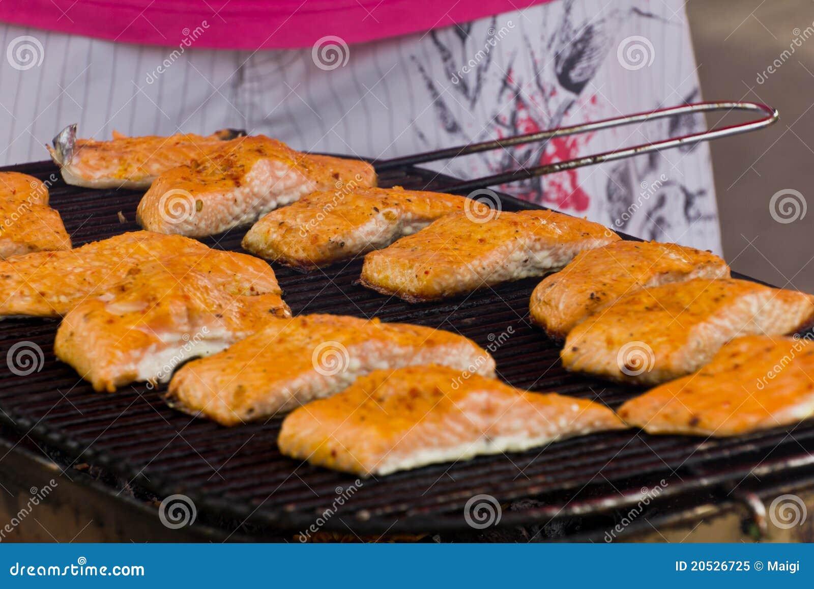Salmon ломтики