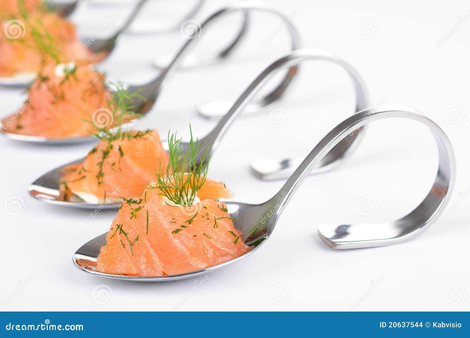 smoked salmon cream cheese
