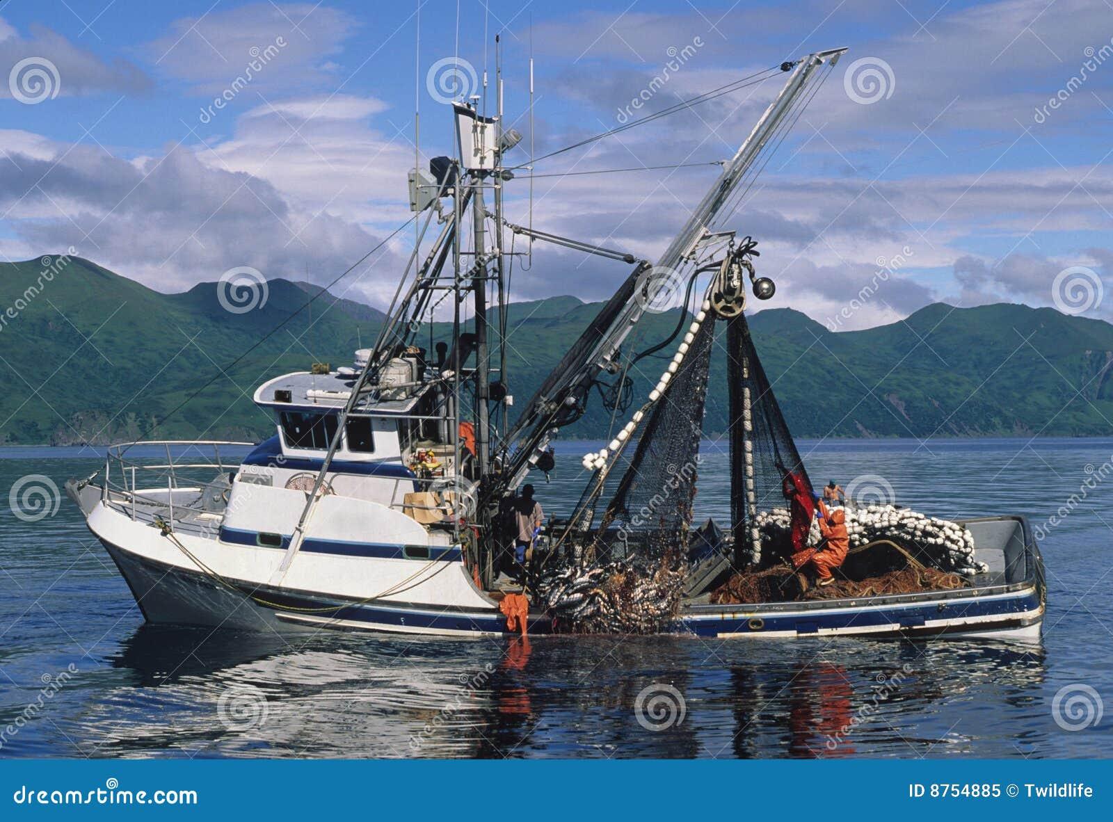 Kodiak fishing boat sinks for Alaska fishing boats