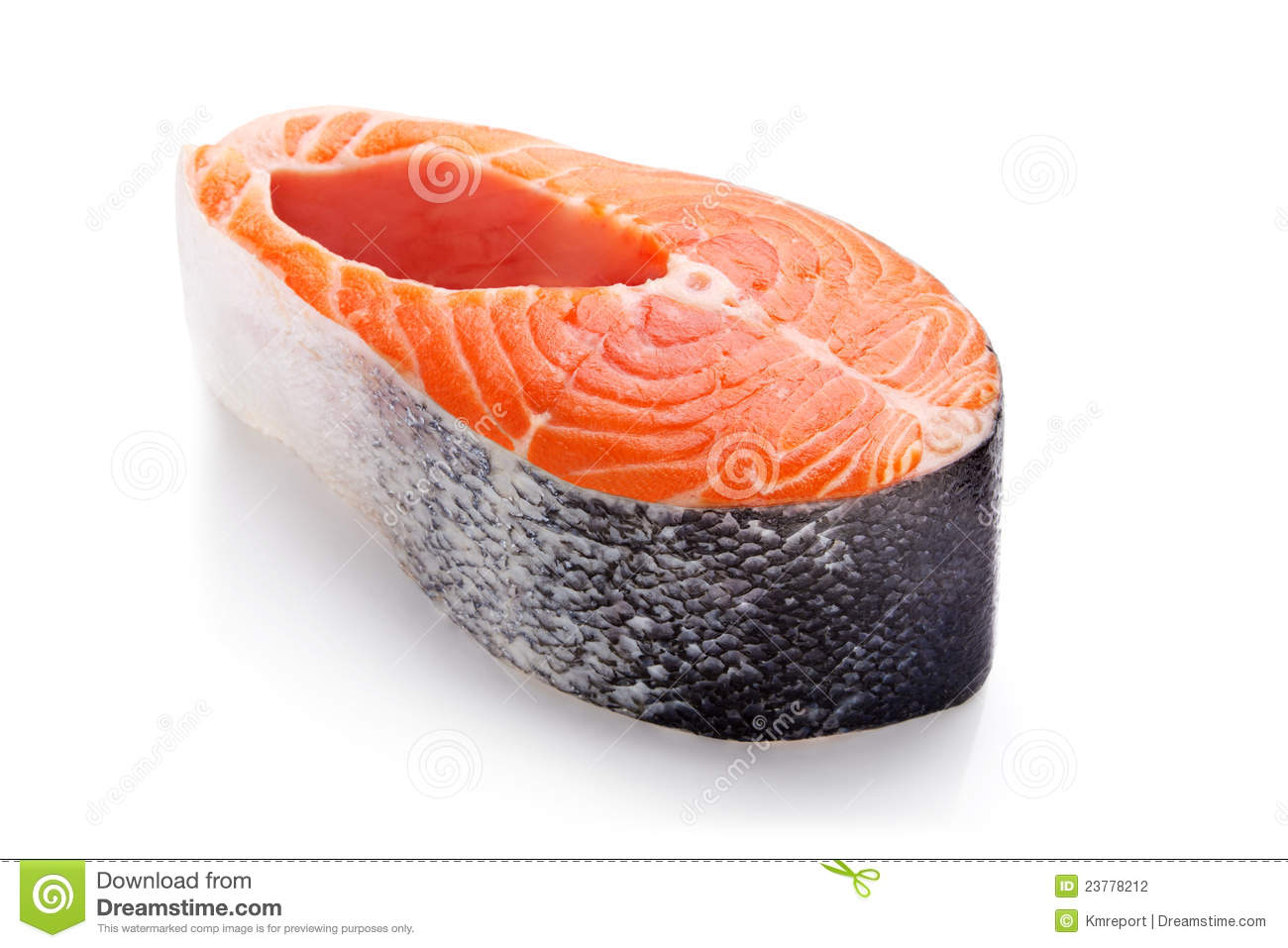 Salmon meat stock photo image of meal protein salmon for Protein in fish