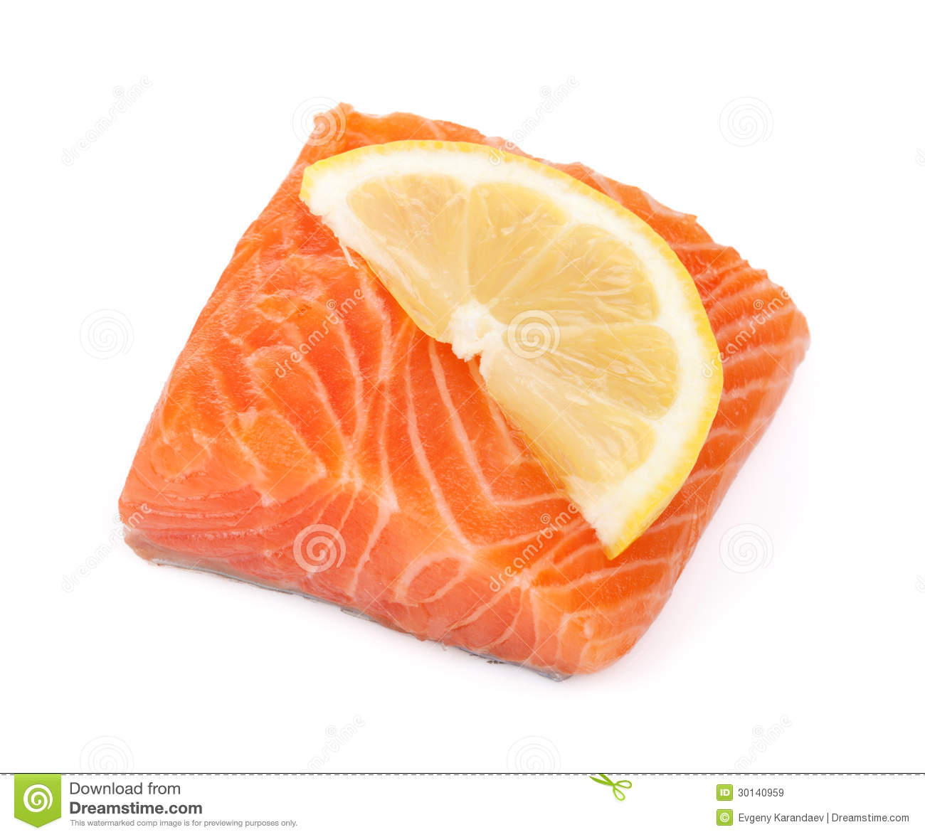 how to cook a piece of salmon